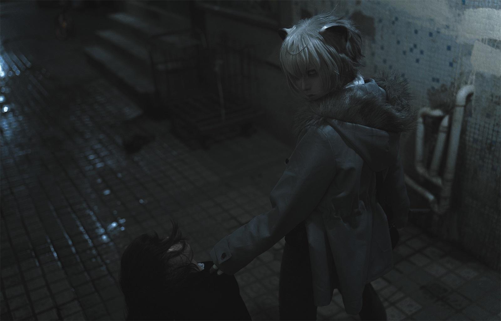 《明日方舟》正片cosplay【CN:鳅一刀】-第16张
