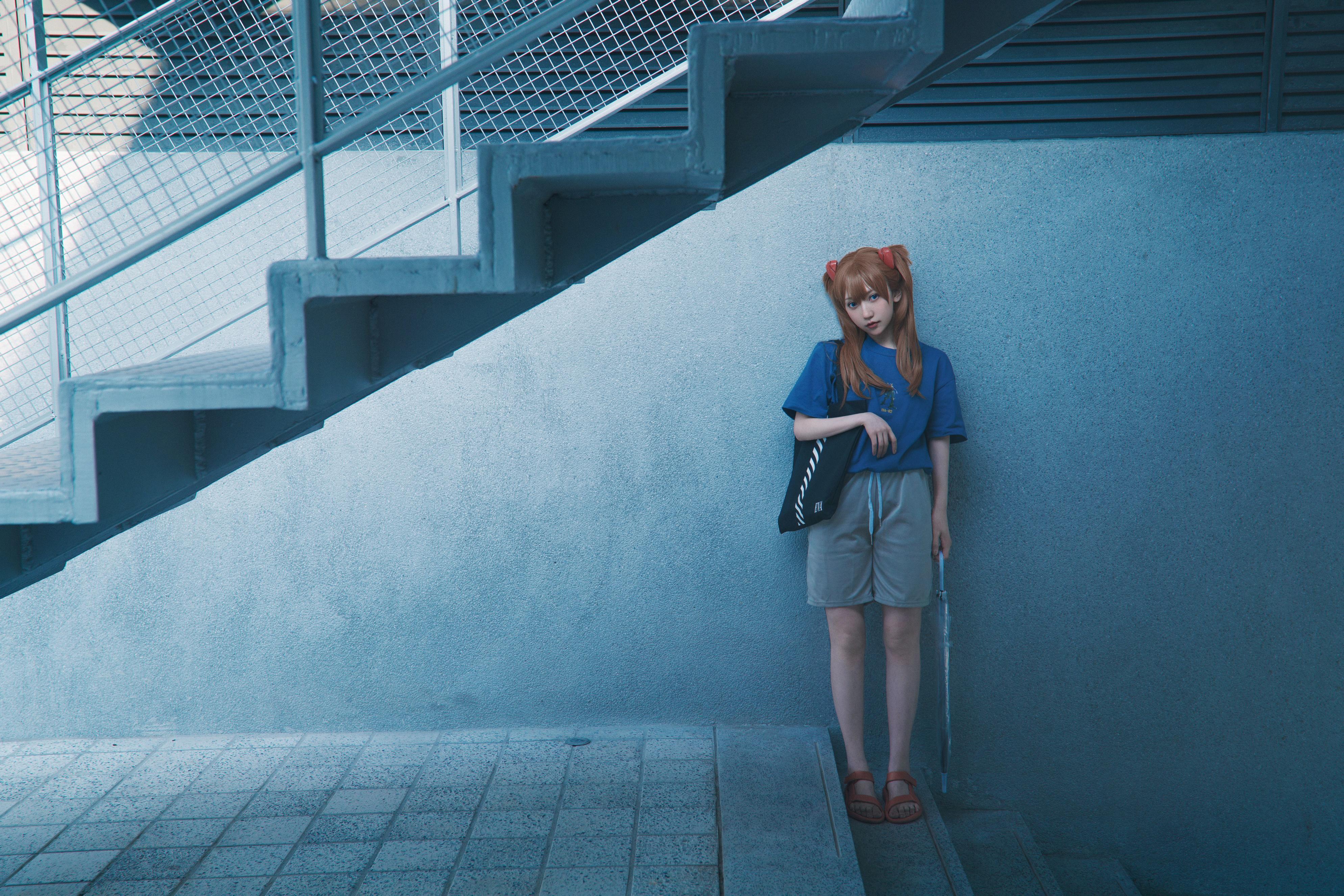 《新世纪福音战士》明日香cosplay【CN:阿凡usagi】-第15张