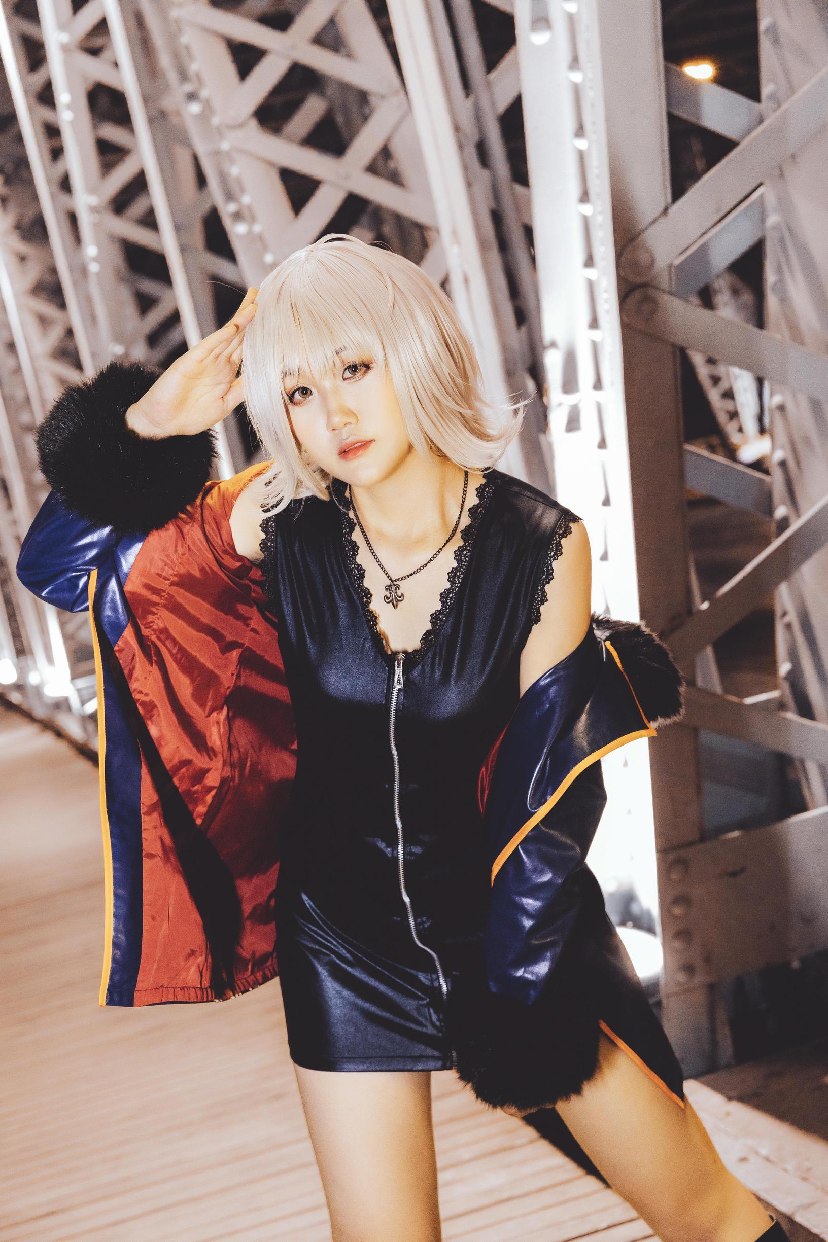 《FATE/STAY NIGHT》正片cosplay【CN:姚子雪曲】-第7张