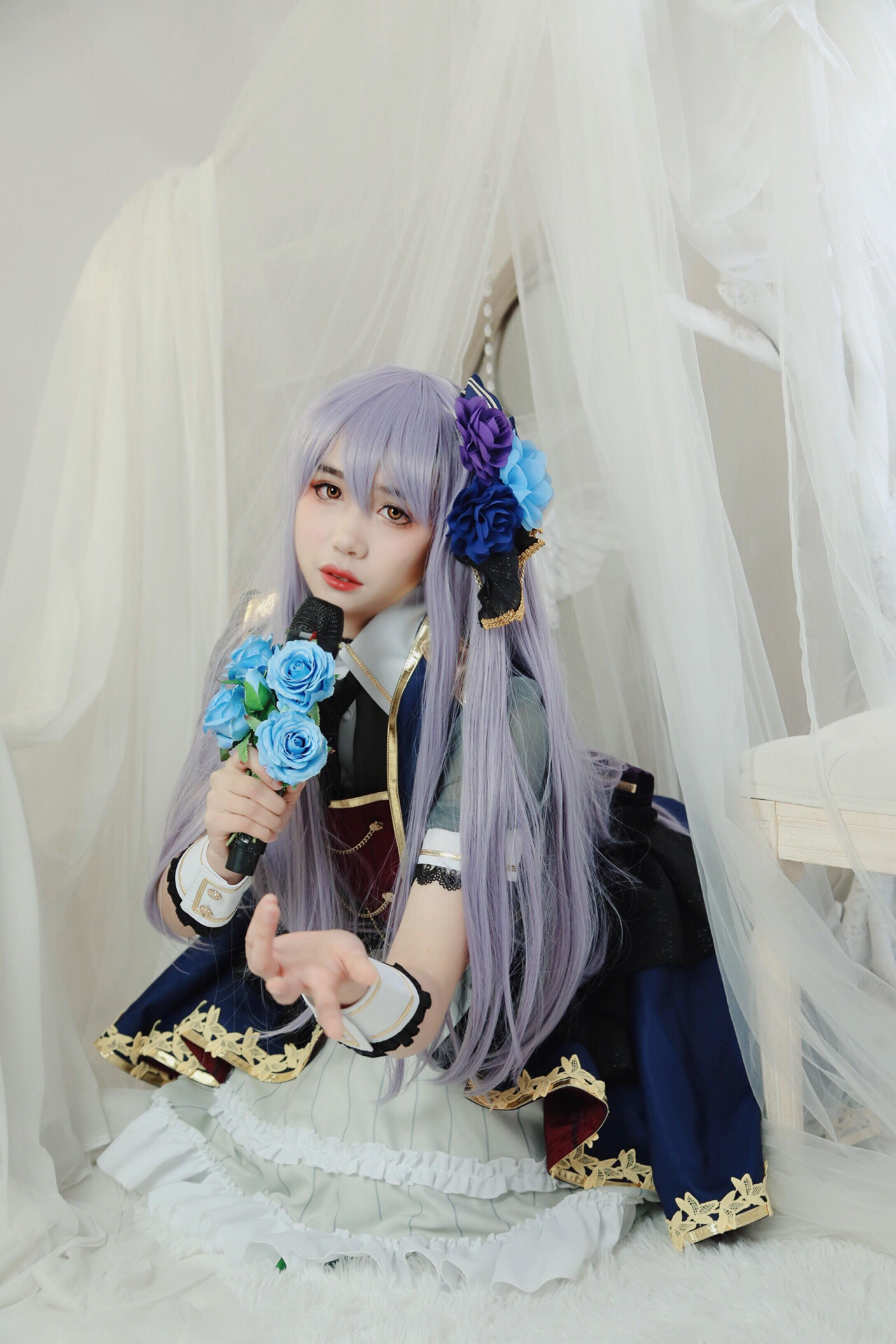 《BANG DREAM》邦邦cosplay【CN:我想拔你呆毛】-第8张