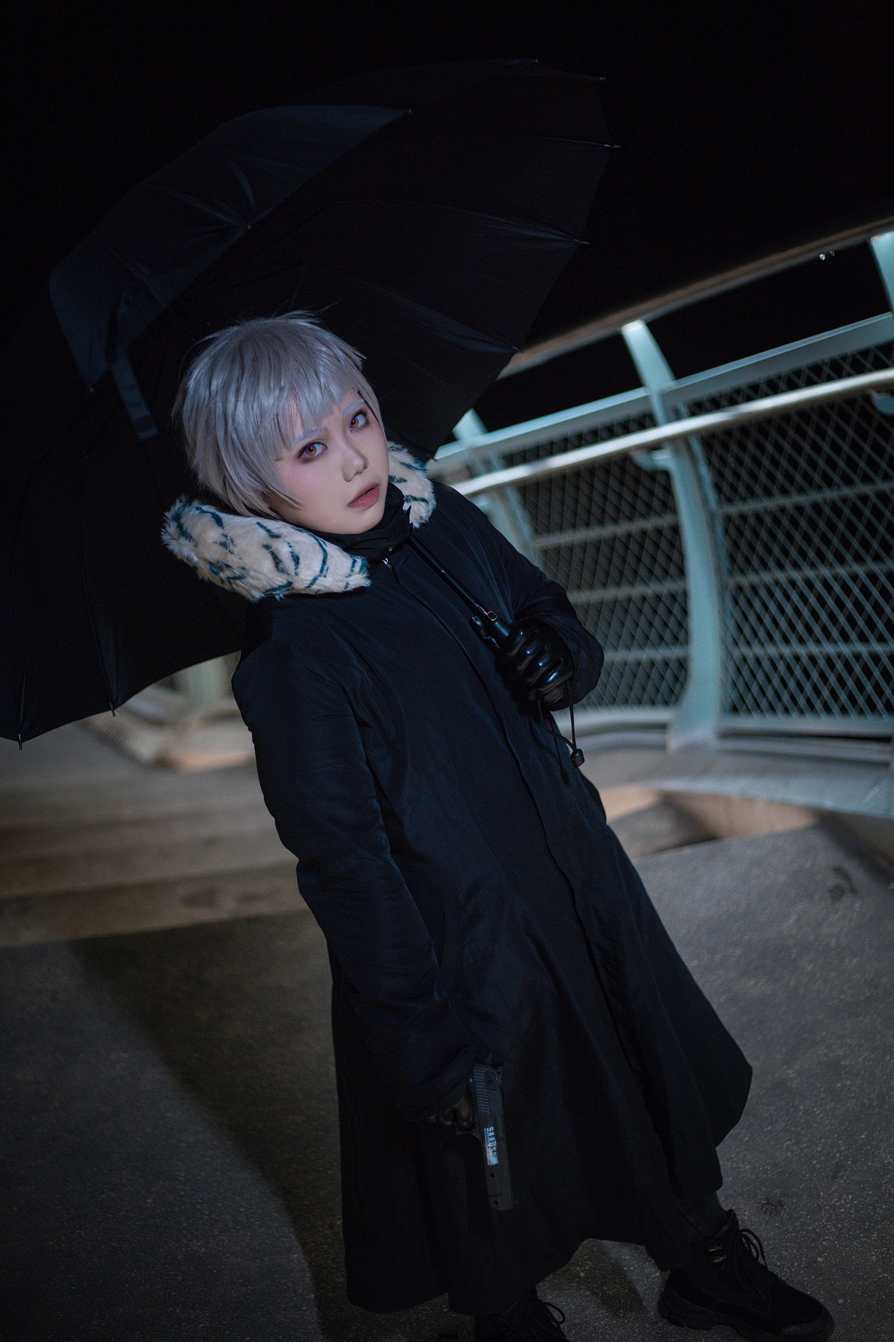 《文豪野犬》文豪野犬中岛敦cosplay【CN:社畜BOT】-第6张