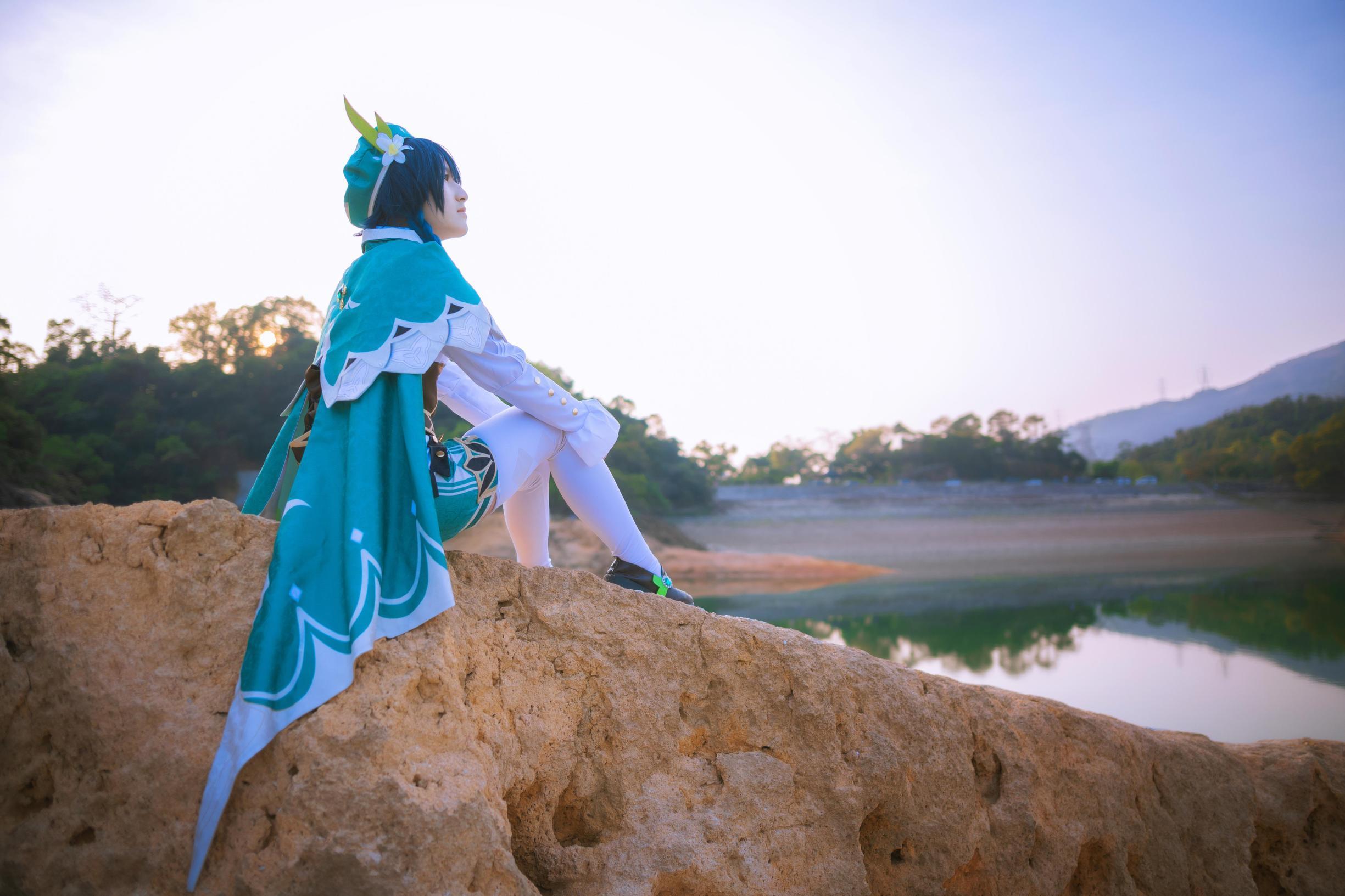 《原神》正片cosplay【CN:漪鲤kamikou】-第7张