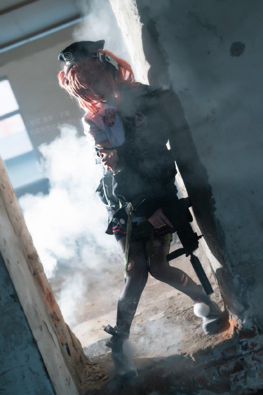 少女前线 MP7 @软软 (9P)-第7张