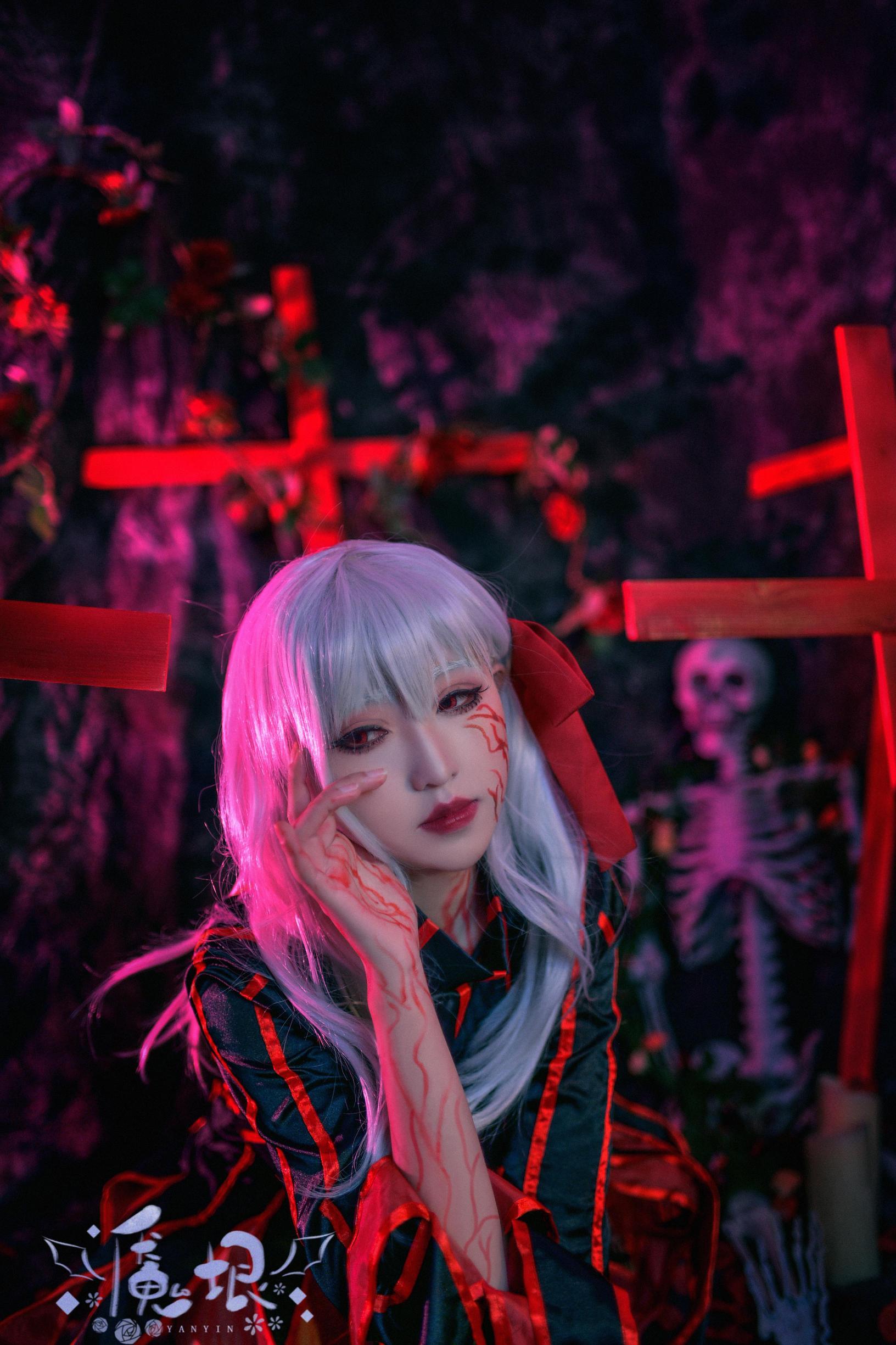 《FATE/GRAND ORDER》正片cosplay【CN:魇恨哒~】-第2张