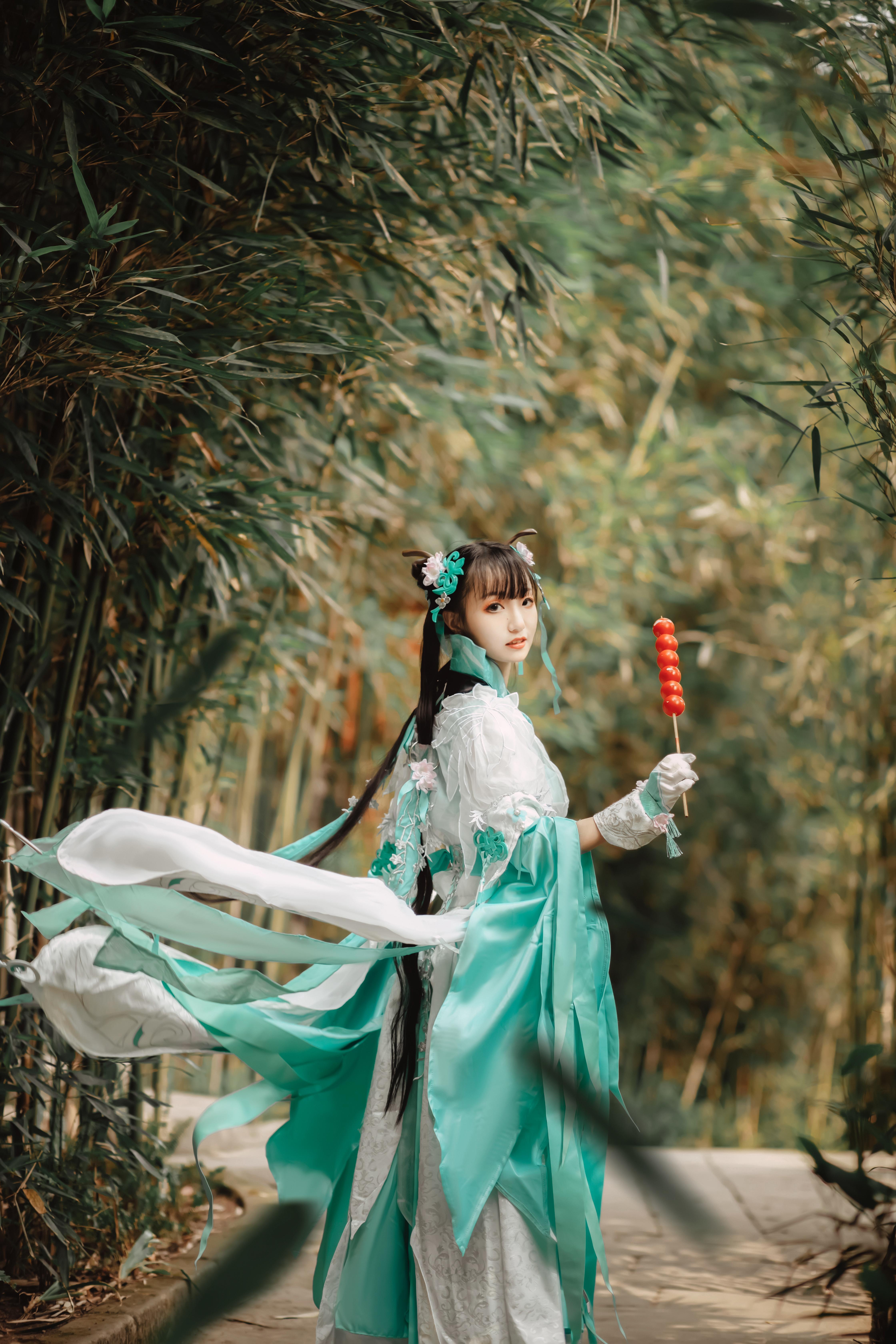 《剑侠情缘网络版叁》剑三cosplay【CN:青锦天下】-第8张