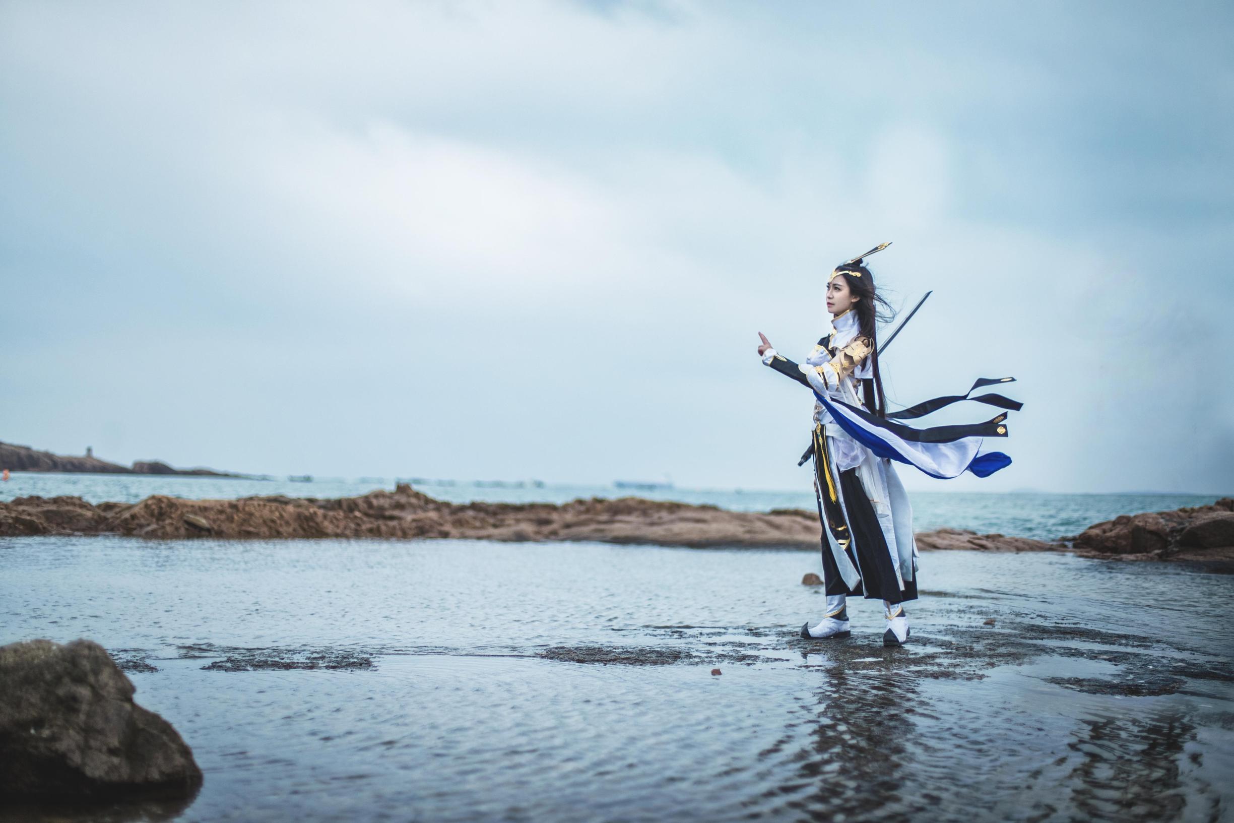 《剑侠情缘网络版叁》剑网三cosplay【CN:阿聿空空_Aoi】-第3张