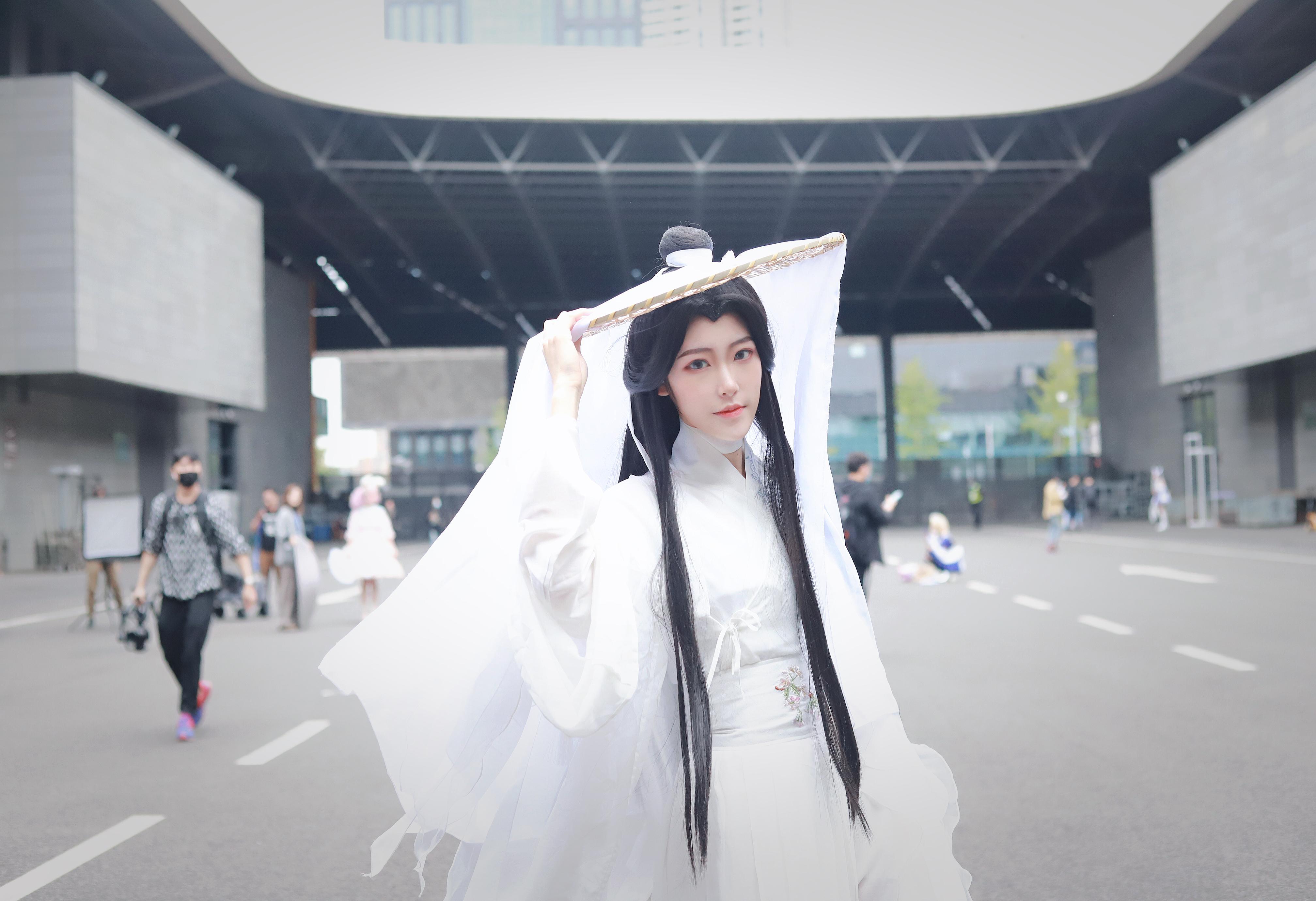 《天官赐福》天官赐福花怜cosplay【CN:南角】-第11张