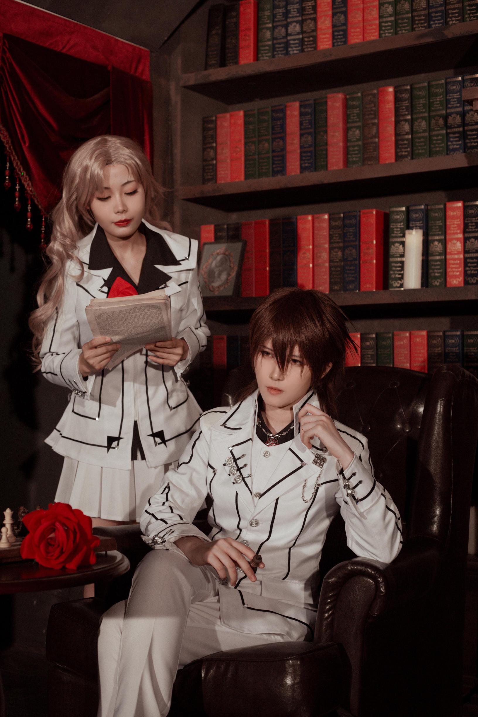 《吸血鬼骑士》推荐cosplay【CN:国家一级退堂鼓选手张千亿】-第4张