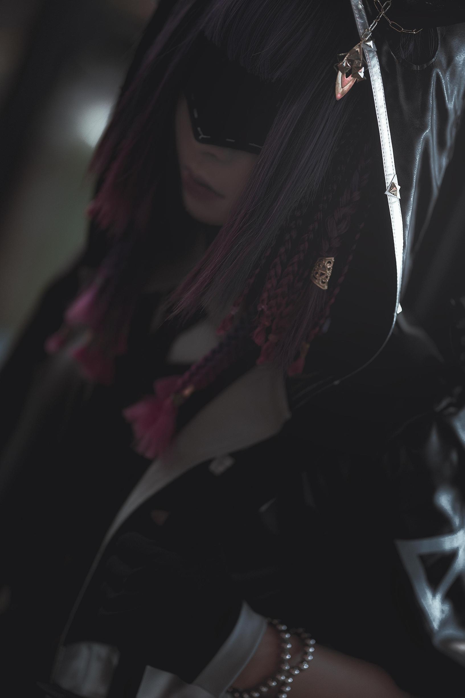 《明日方舟》游戏cosplay【CN:阿芷今天光合作用了吗】-第14张