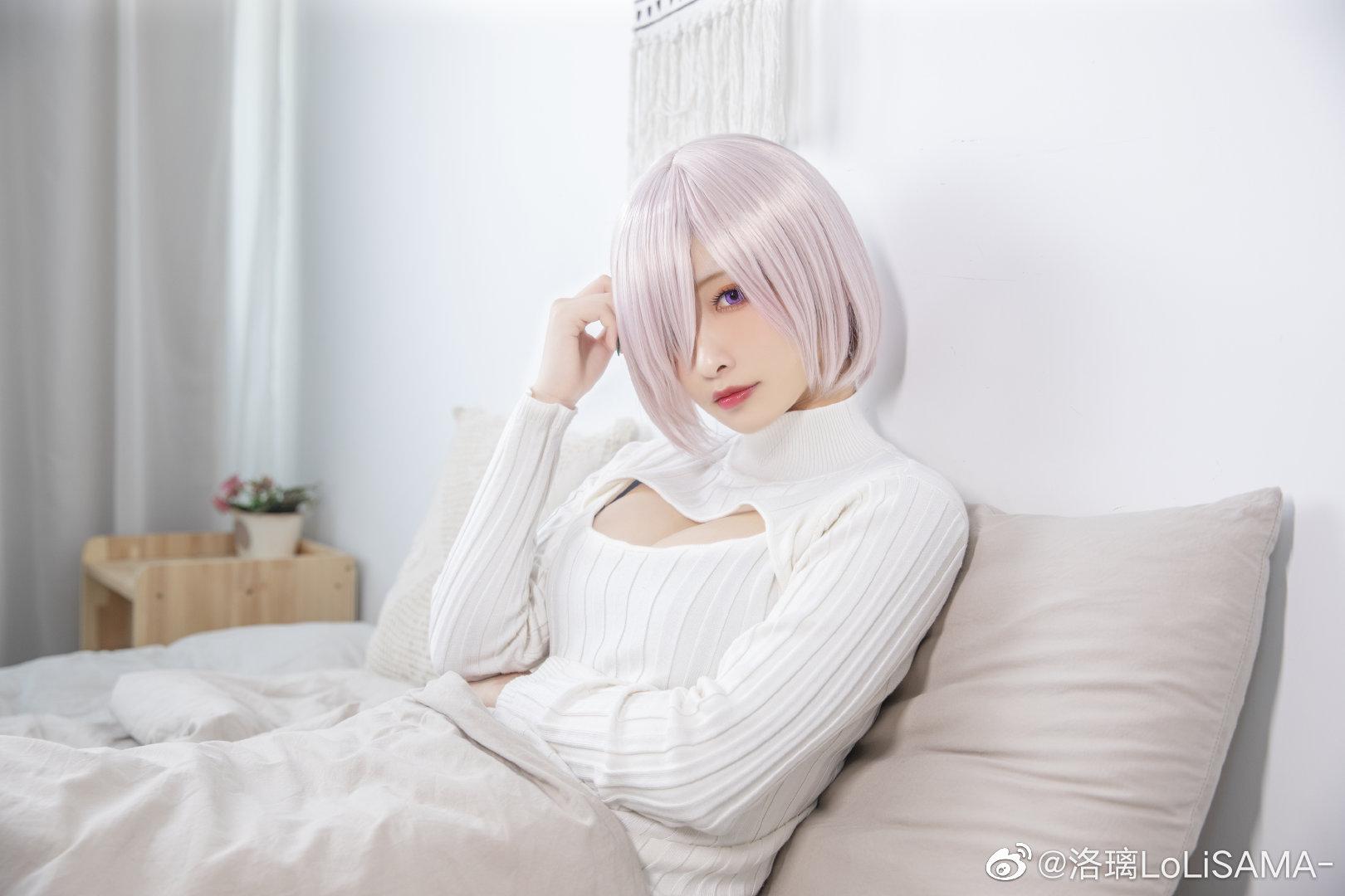 Fate/Grand Order   玛修·基列莱特   @洛璃LoLiSAMA- (9P)-第3张
