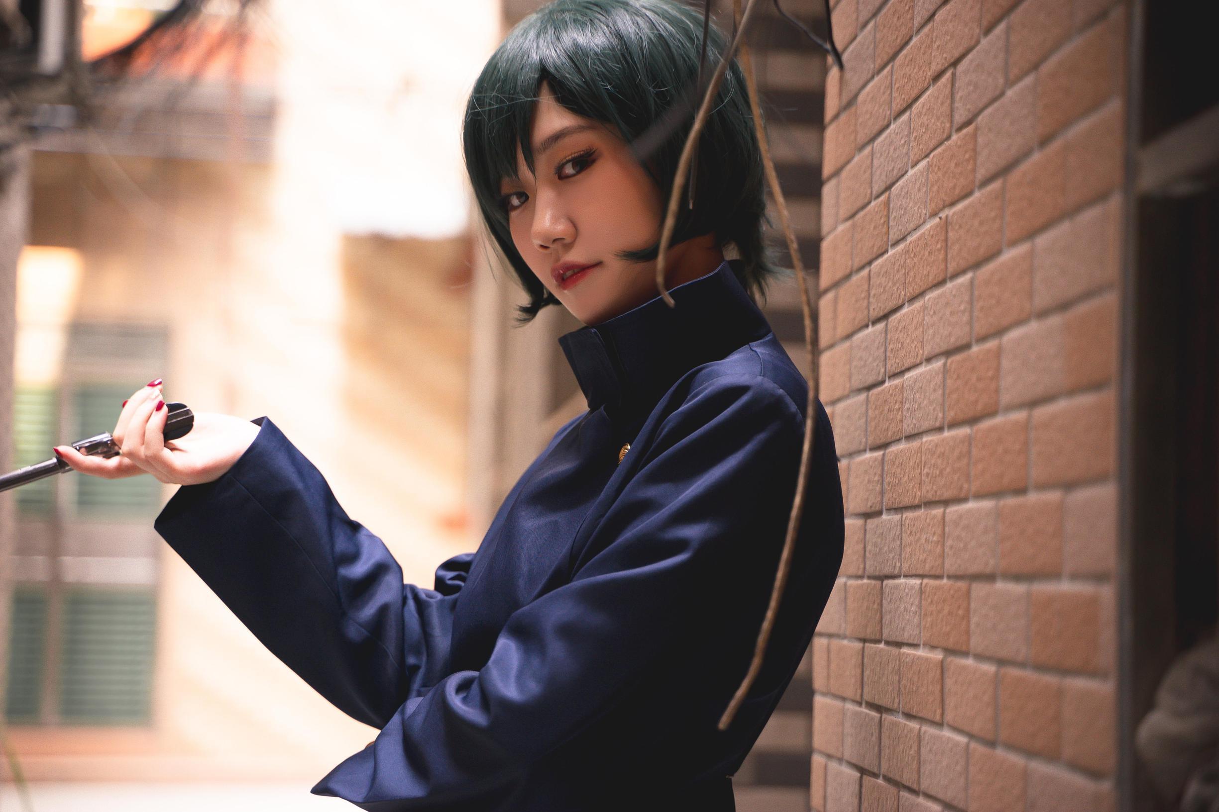 《咒术回战》战士cosplay【CN:Tsuki废柴月】-第5张