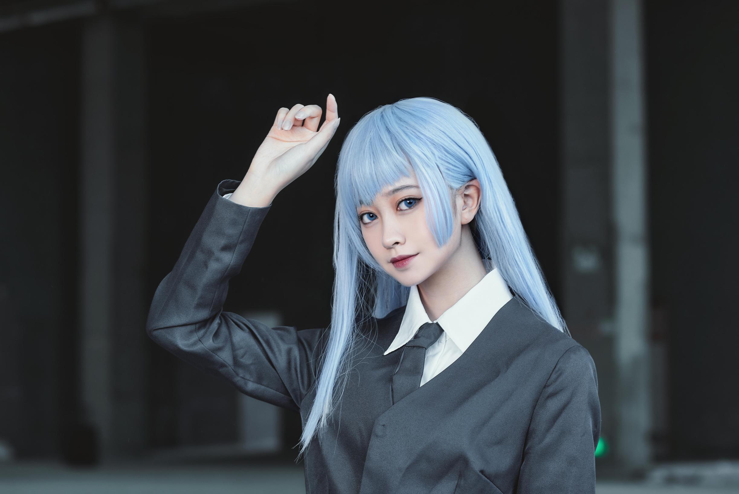 《咒术回战》景穆cosplay-第3张
