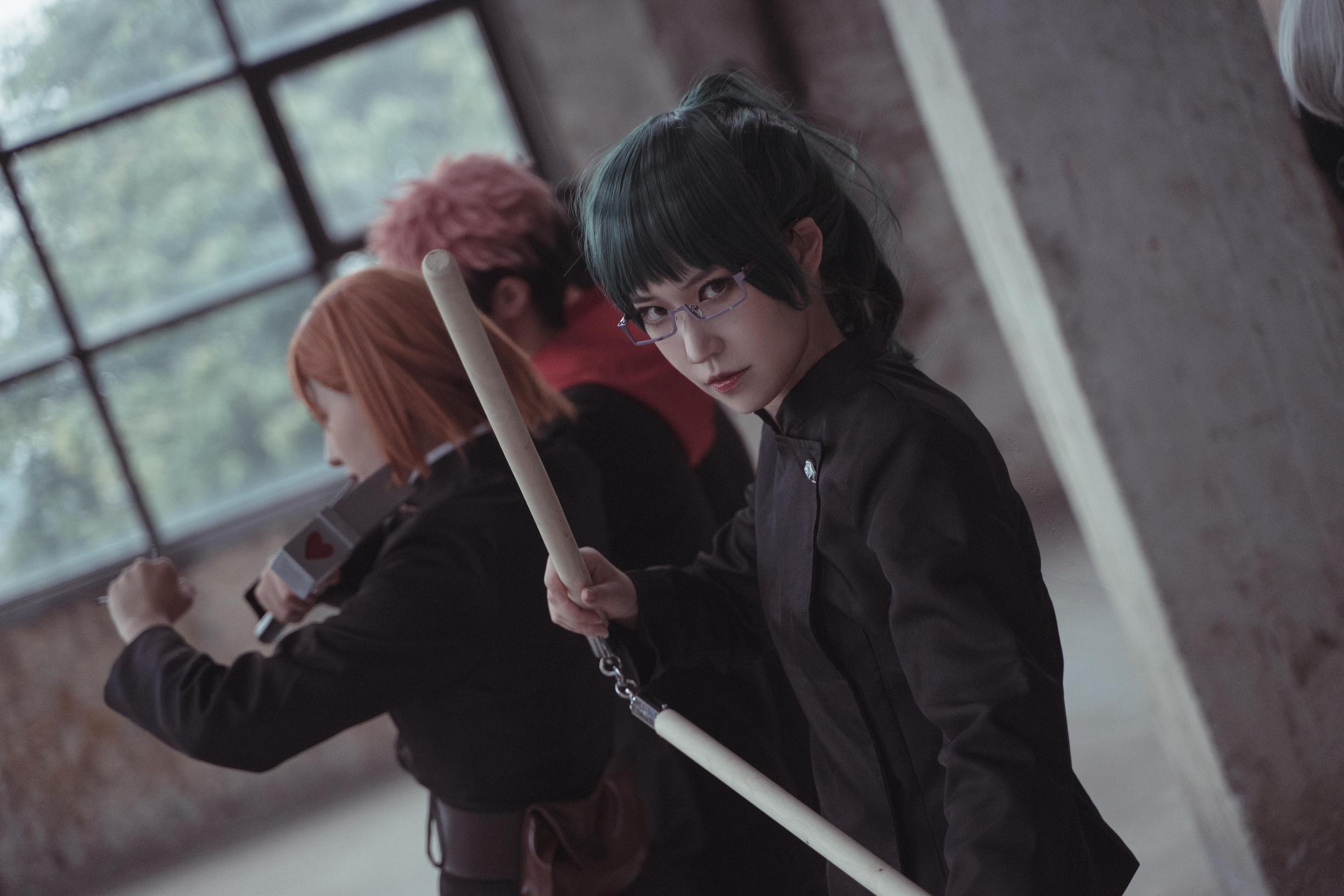 《咒术回战》战士cosplay【CN:Tsuki废柴月】-第1张