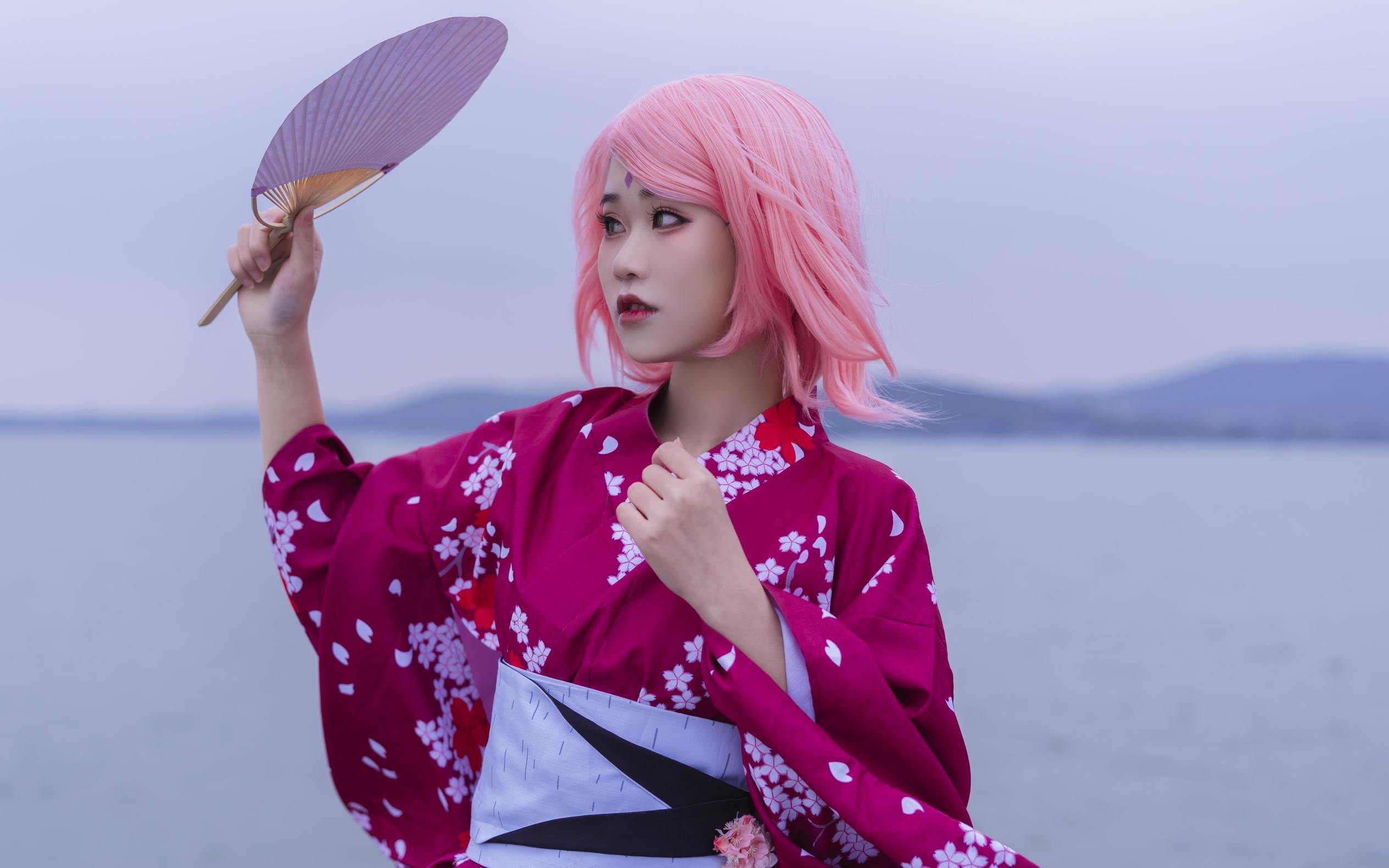 《火影忍者》火影忍者春野樱cosplay【CN:Naraku阿峰】-第10张
