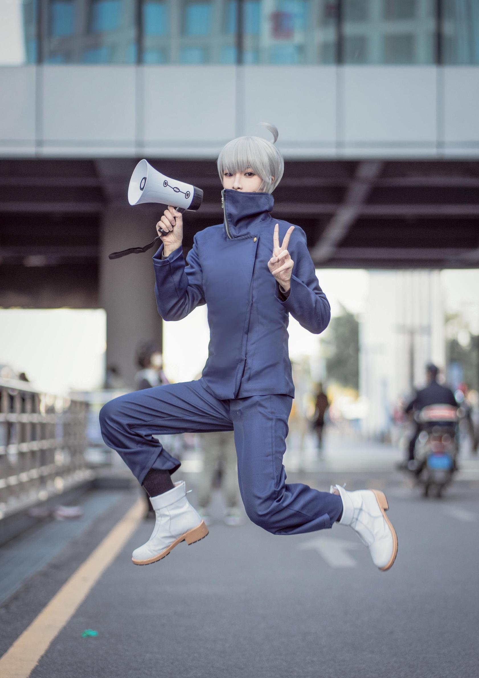 《咒术回战》漫展cosplay【CN:饺子不能吃x】-第7张