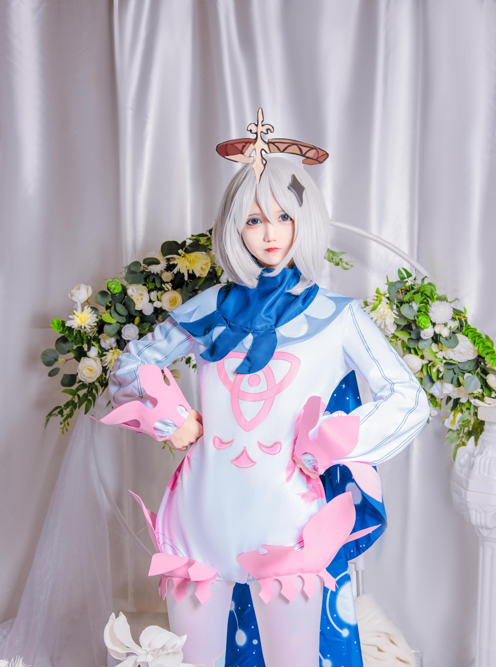 《原神》派蒙cosplay【CN:南千鲤Akirui】-第8张