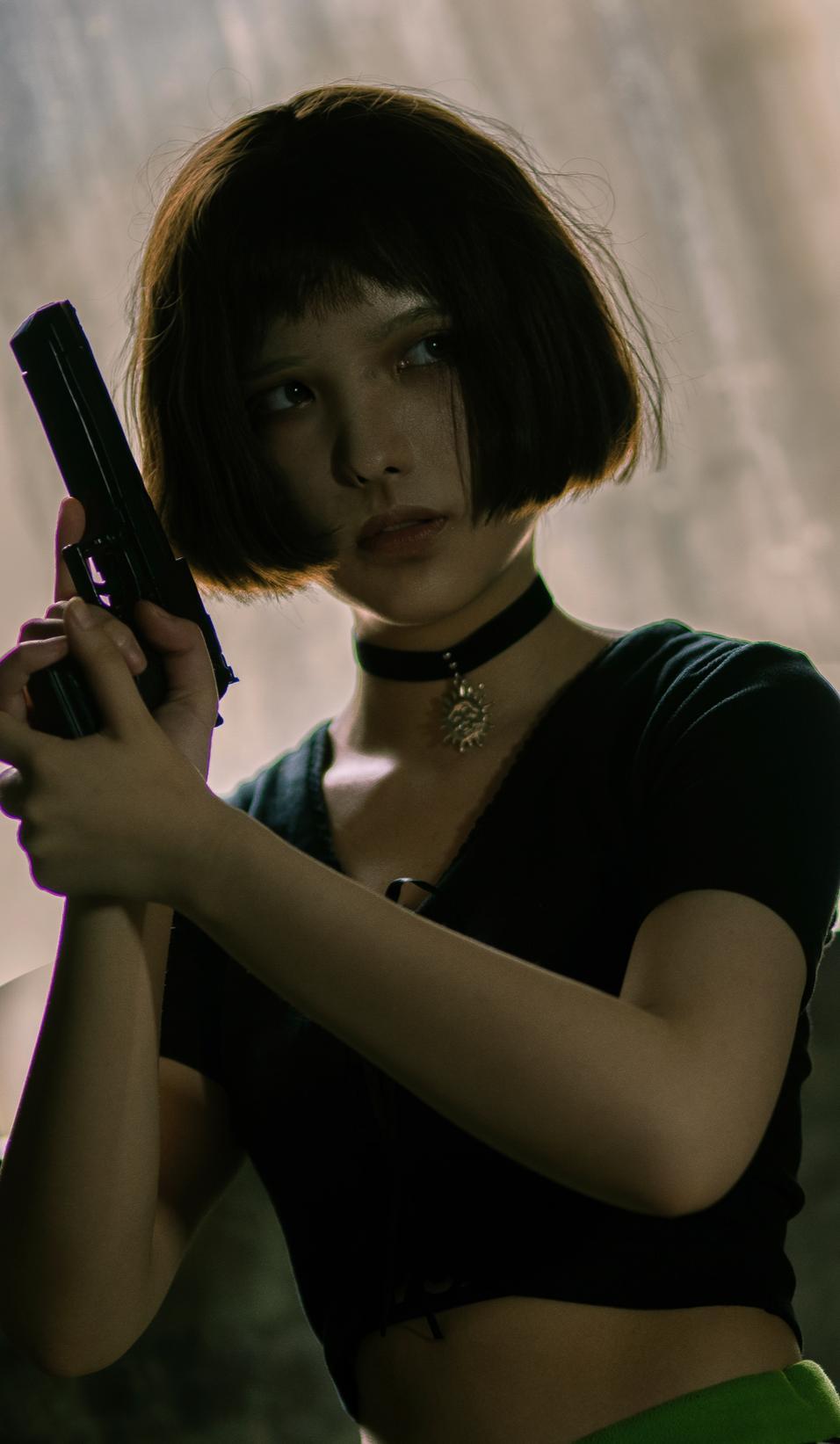 《这个杀手不太冷》影视cosplay【CN:Thea_西亚】-第2张