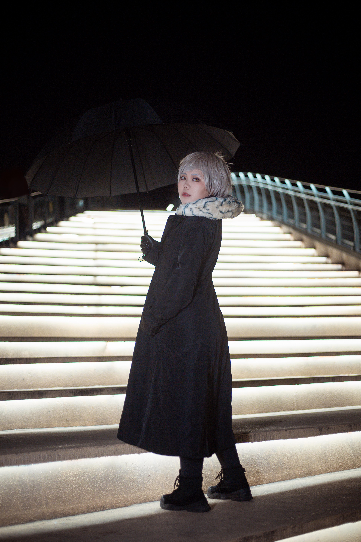 《文豪野犬》文豪野犬中岛敦cosplay【CN:社畜BOT】-第5张