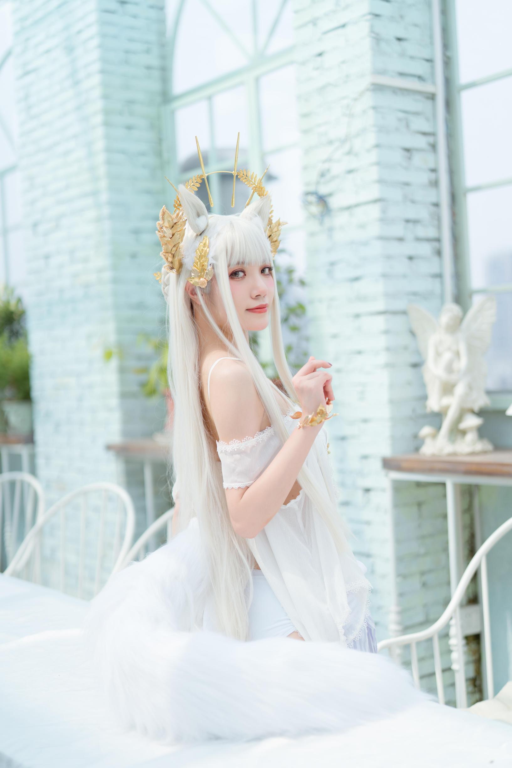 《明日方舟》战士cosplay【CN:weisa】-第5张