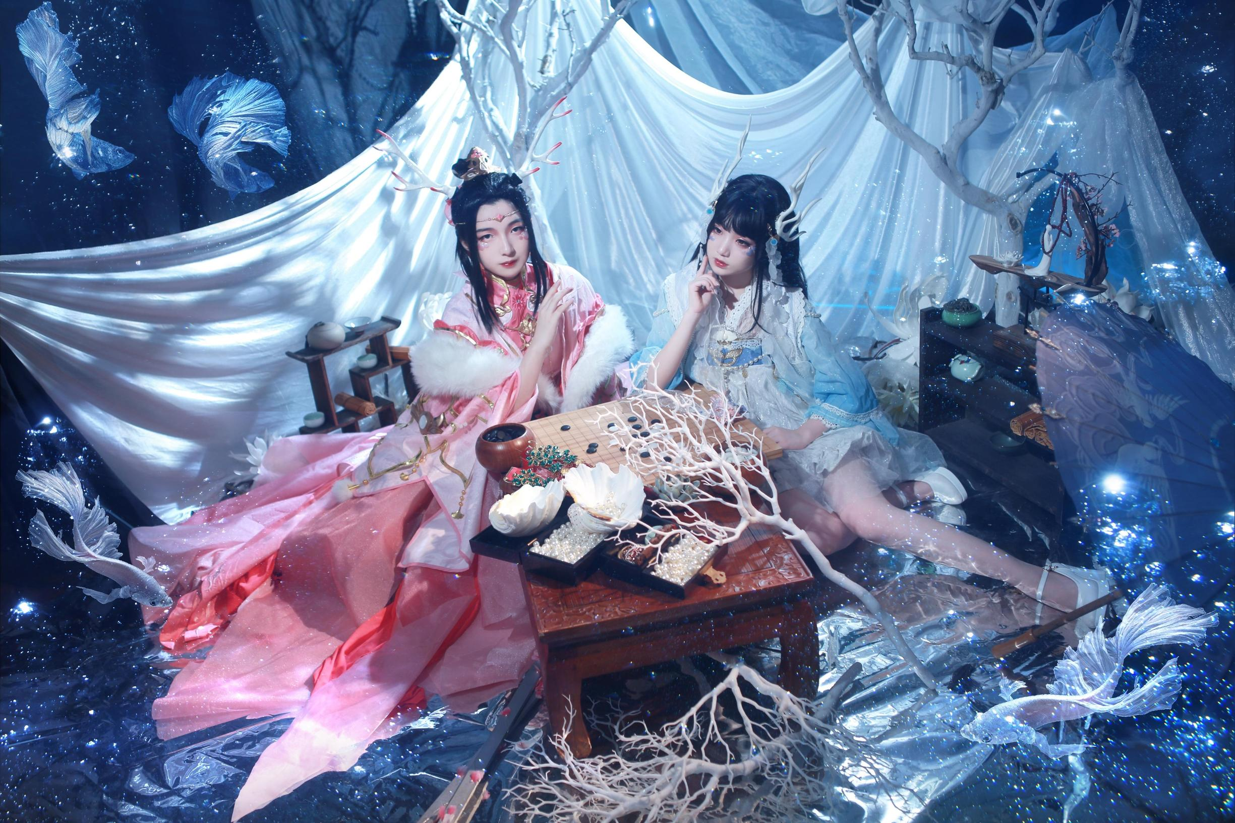 剑三cosplay【CN:薏仁米0v0】-第10张