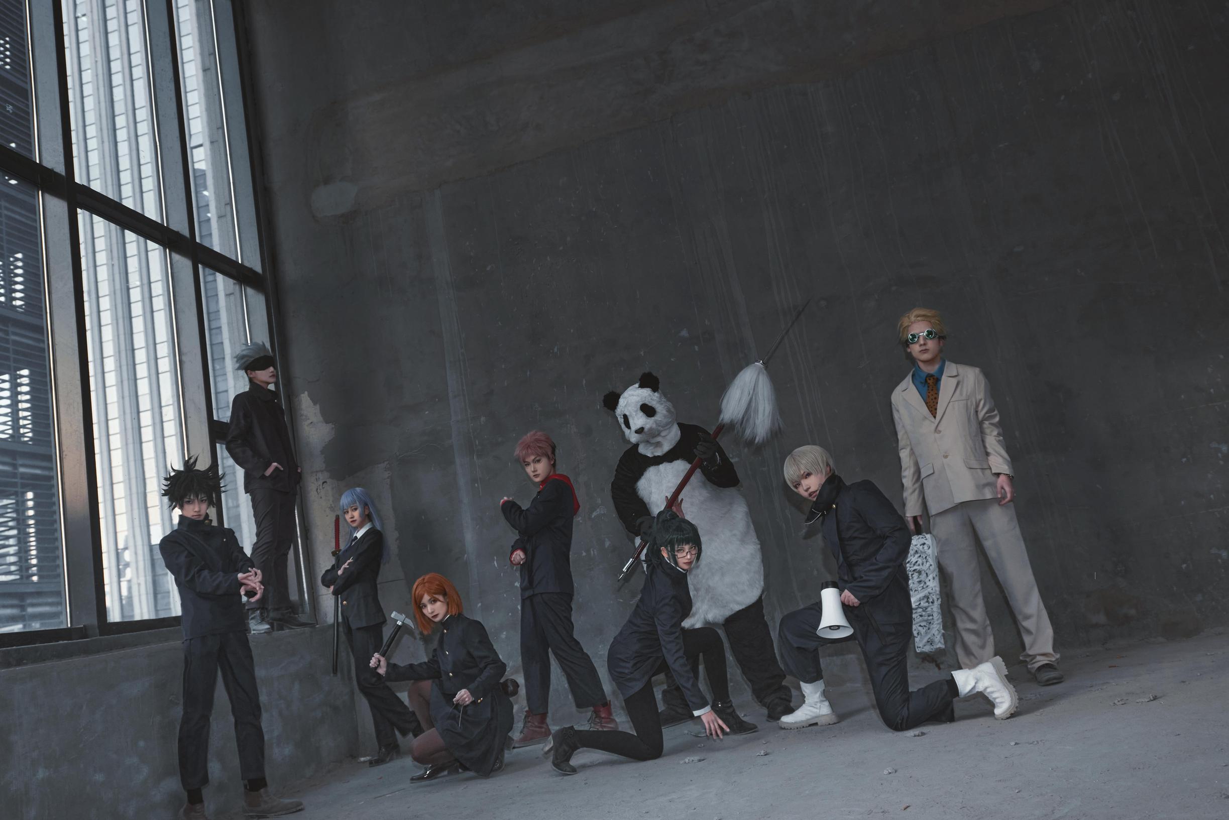 《咒术回战》战士cosplay【CN:求卫乱步_Rampo】-第9张