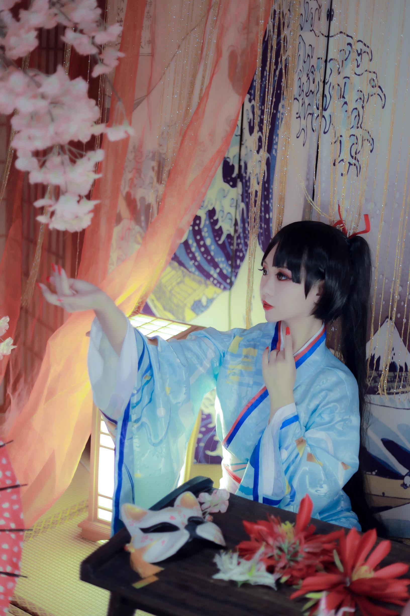 《阴阳师手游》正片cosplay【CN:程言柒】-第17张