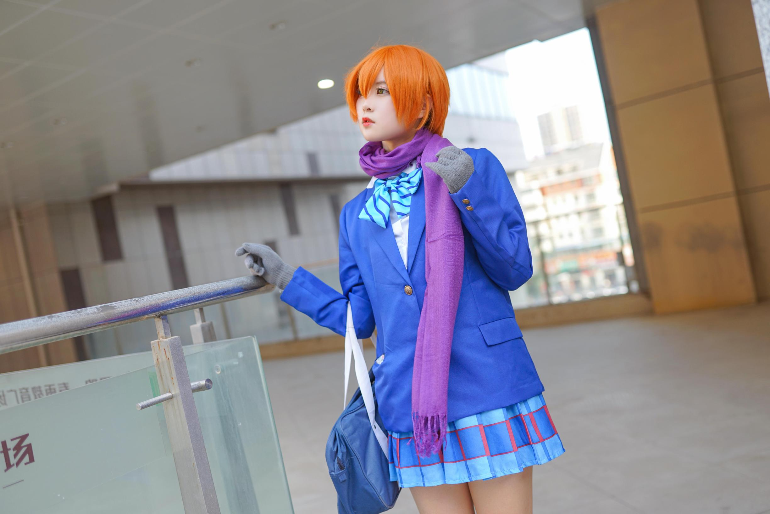 《LOVE LIVE!》美少女cosplay【CN:_李笑颜Lee】-第11张