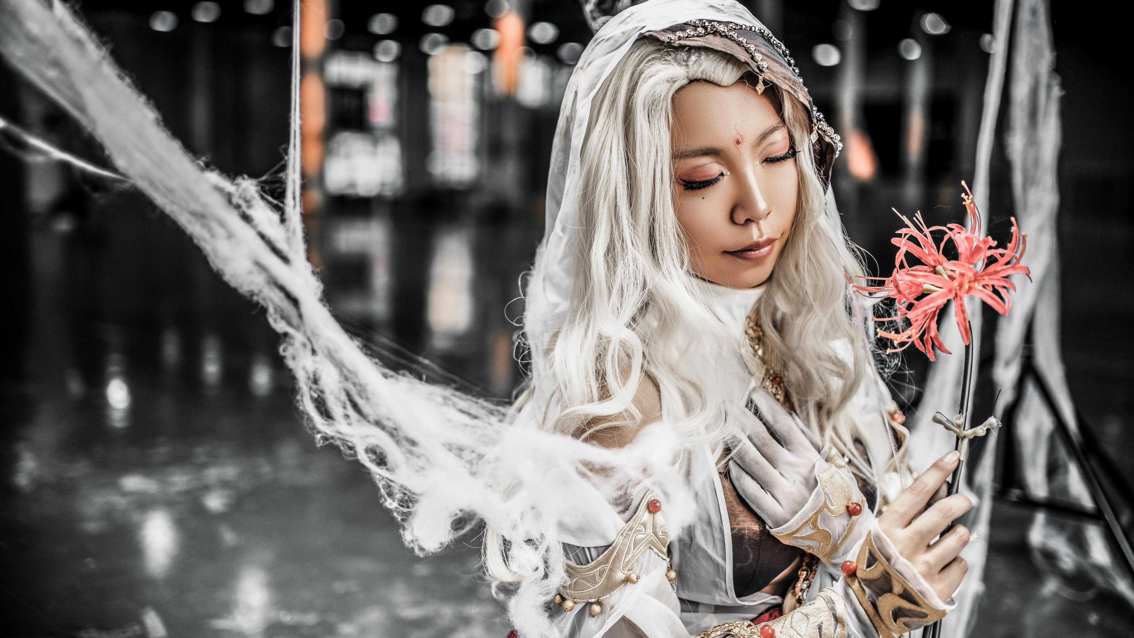 《剑侠情缘网络版叁》漫展cosplay【CN:夜冰yeki_】-第3张