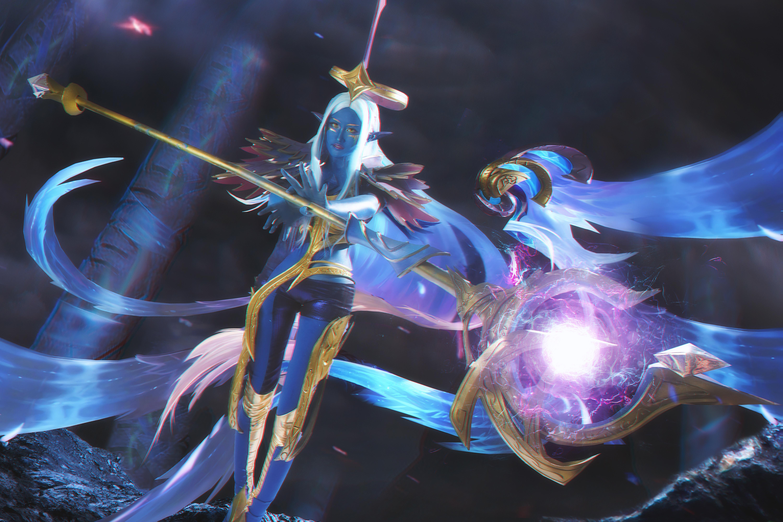 《英雄联盟》正片cosplay【CN:宛宛Ly】-第9张