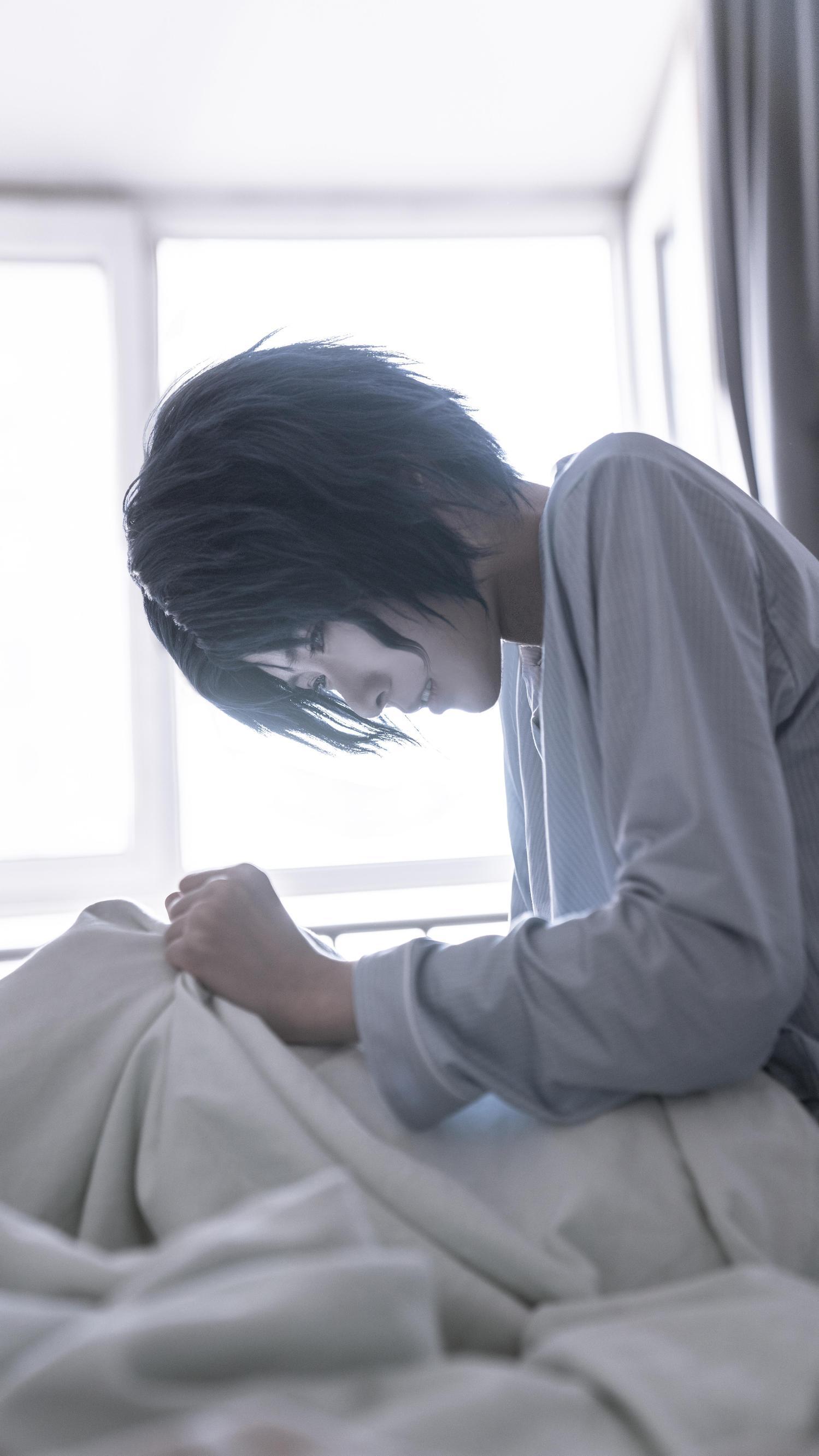《网球王子》幸村精市cosplay【CN:Akaya狱绝】 -古风美女cosplay图片插图