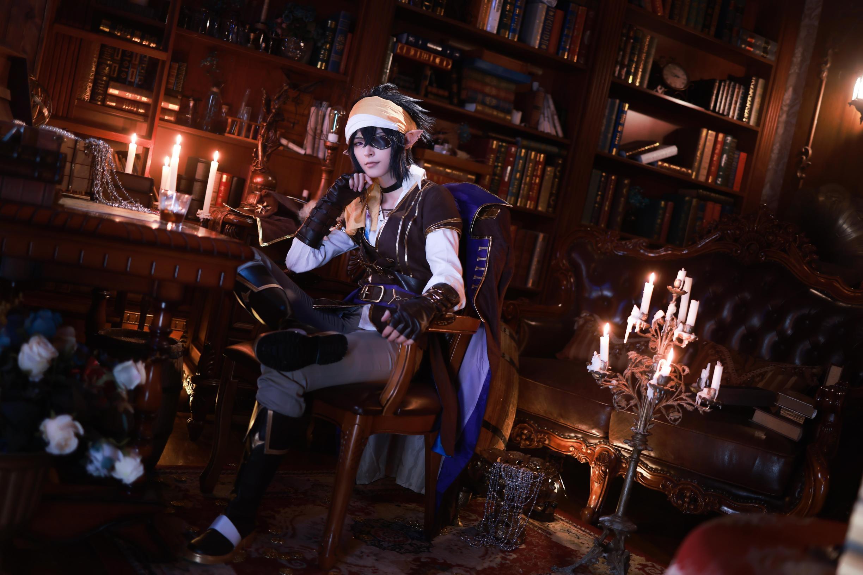 《凹凸世界》雷狮凹凸世界cosplay【CN:标况下的重火】 -天天向上cosplay图片插图
