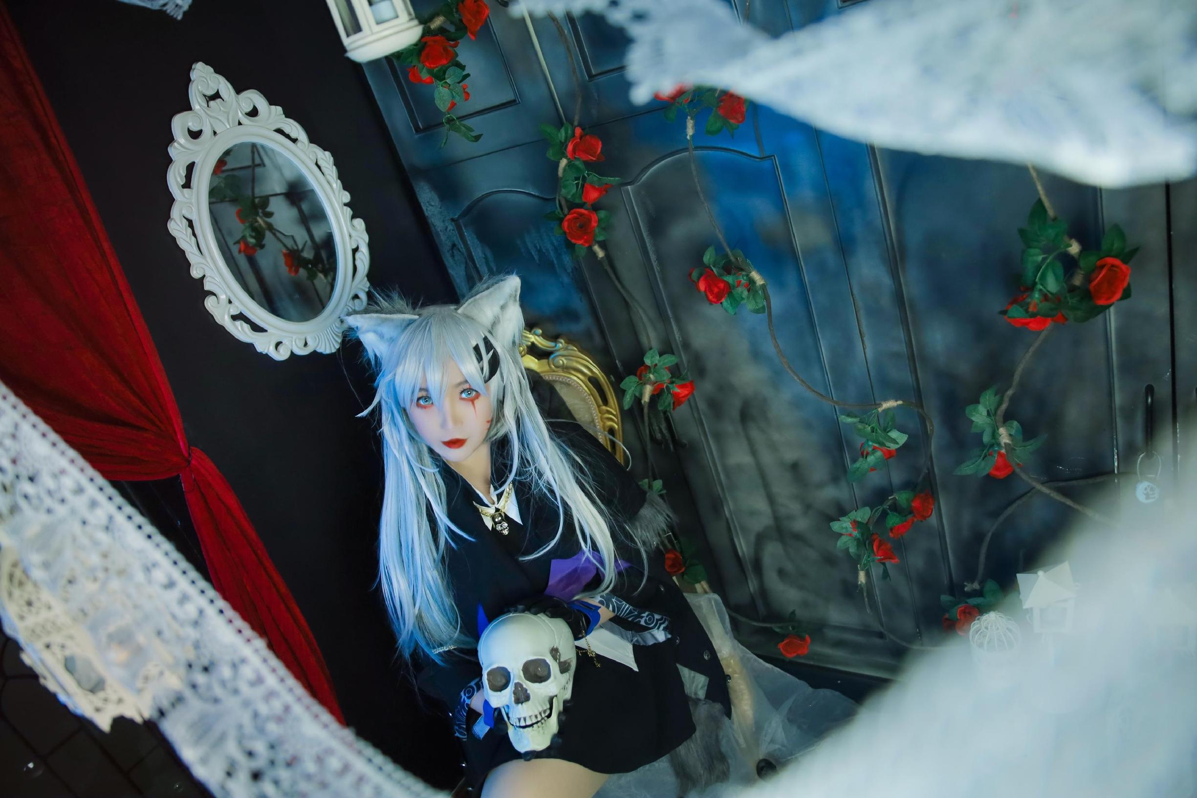 《明日方舟》正片cosplay【CN:Enki.lily.凛离】-第1张