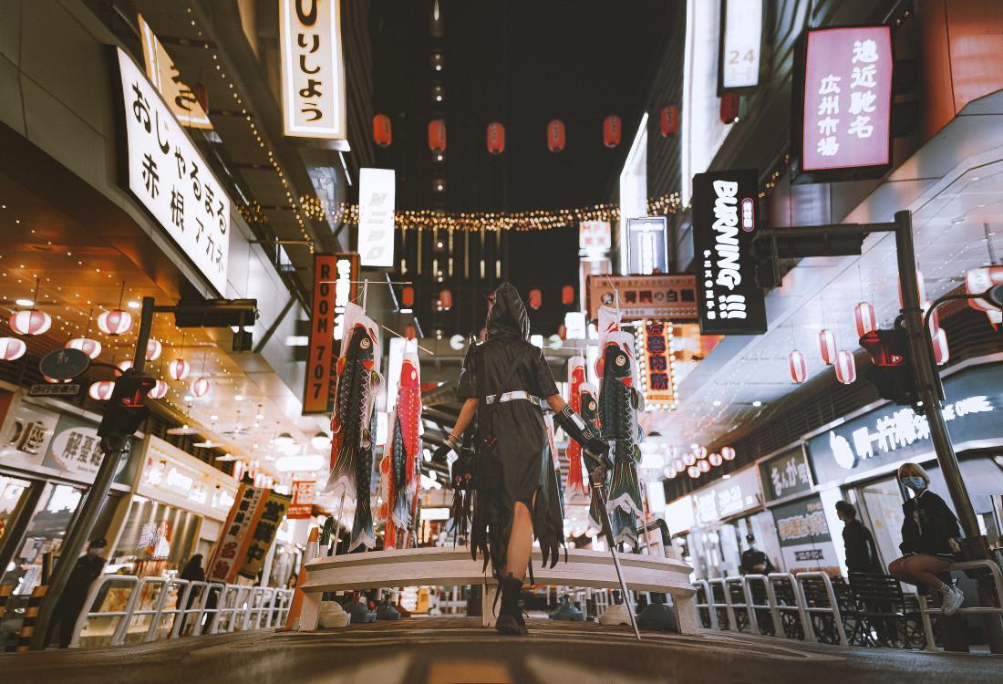 《明日方舟》游戏cosplay【CN:阿芷今天光合作用了吗】-第9张