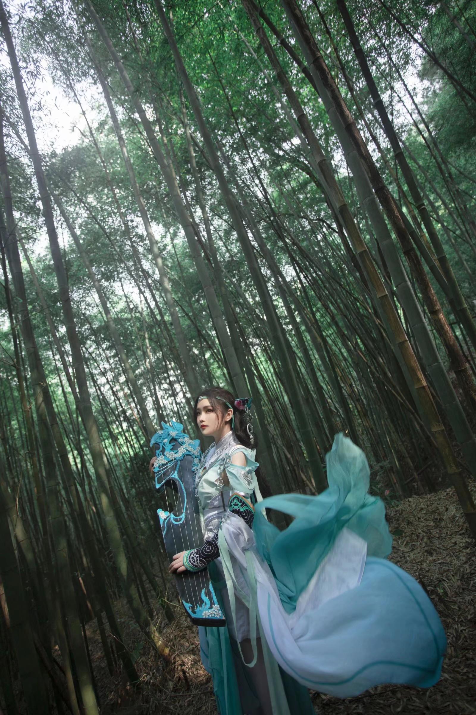 剑网三cosplay【CN:倾雅】-第7张