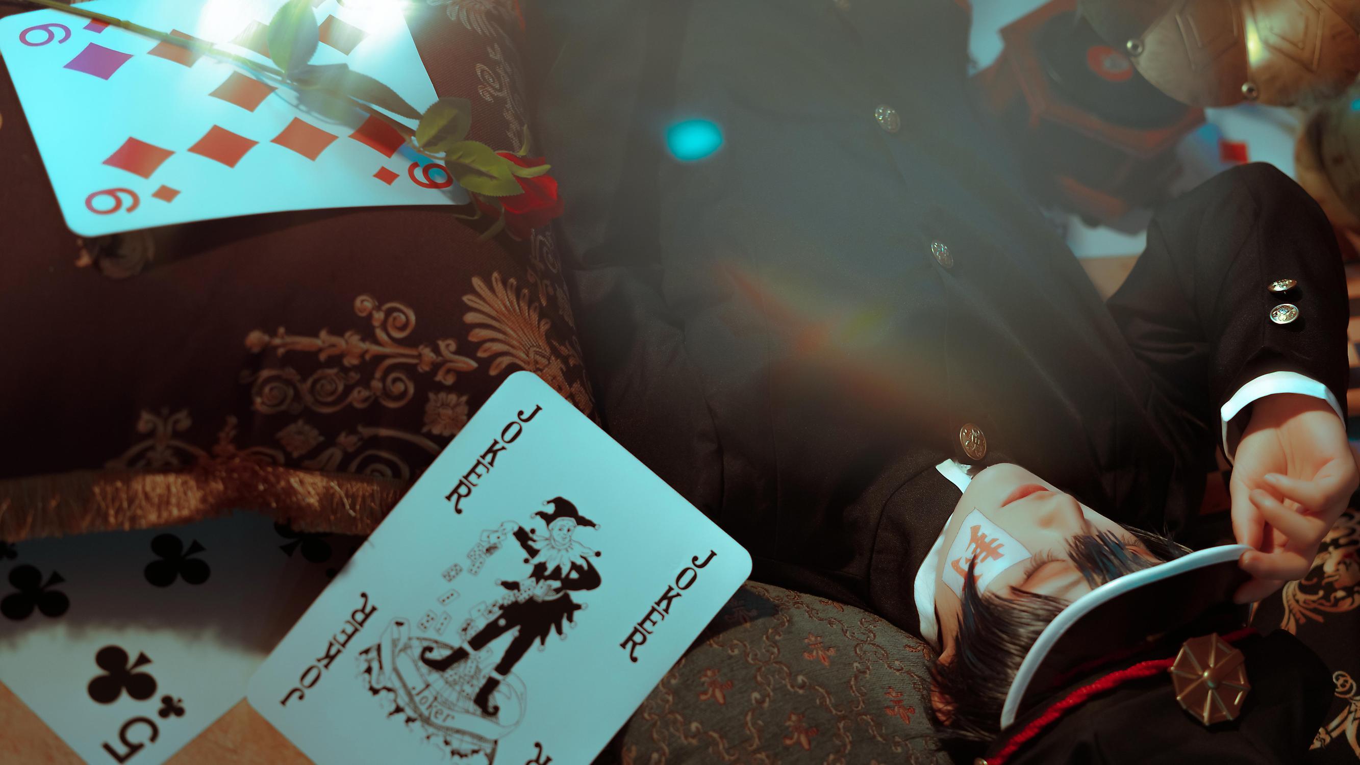 《地缚少年花子君》八寻宁宁cosplay【CN:柠檬安想变甜】-第14张