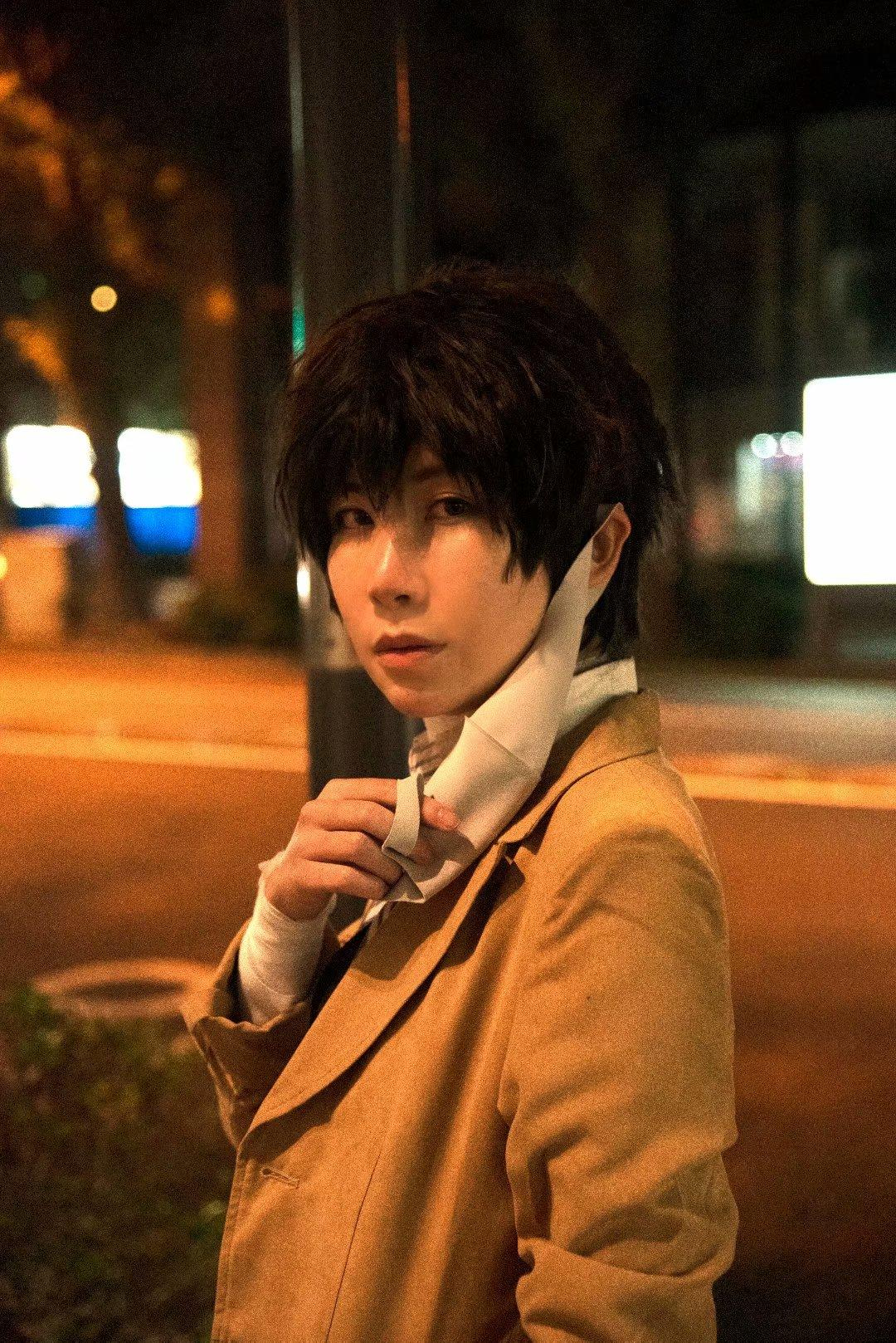 《文豪野犬》正片cosplay【CN:目藏MEZOU_】-第7张