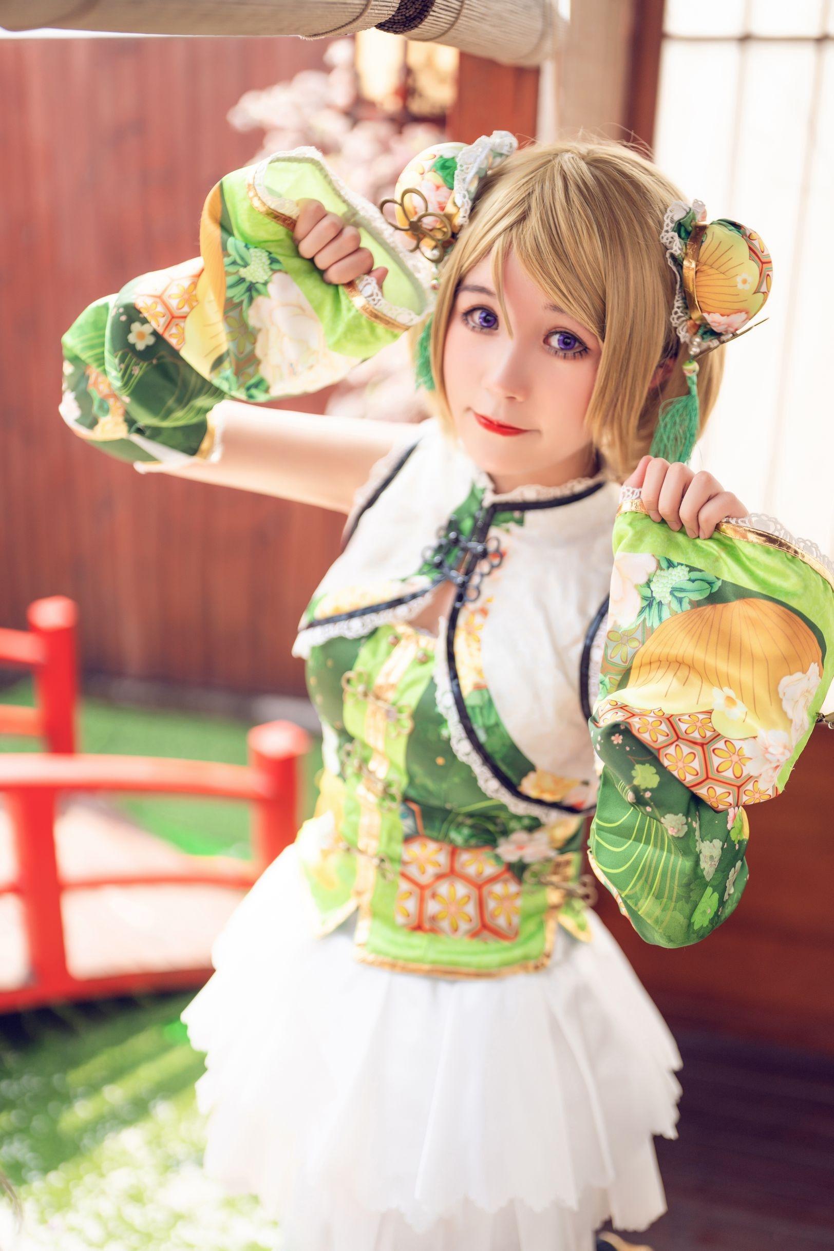 可爱cosplay【CN:爻禾】-第2张