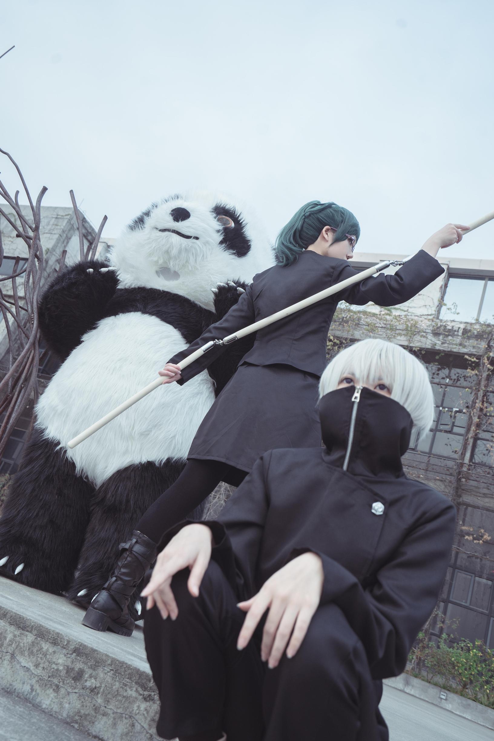 《咒术回战》战士cosplay【CN:Tsuki废柴月】-第7张