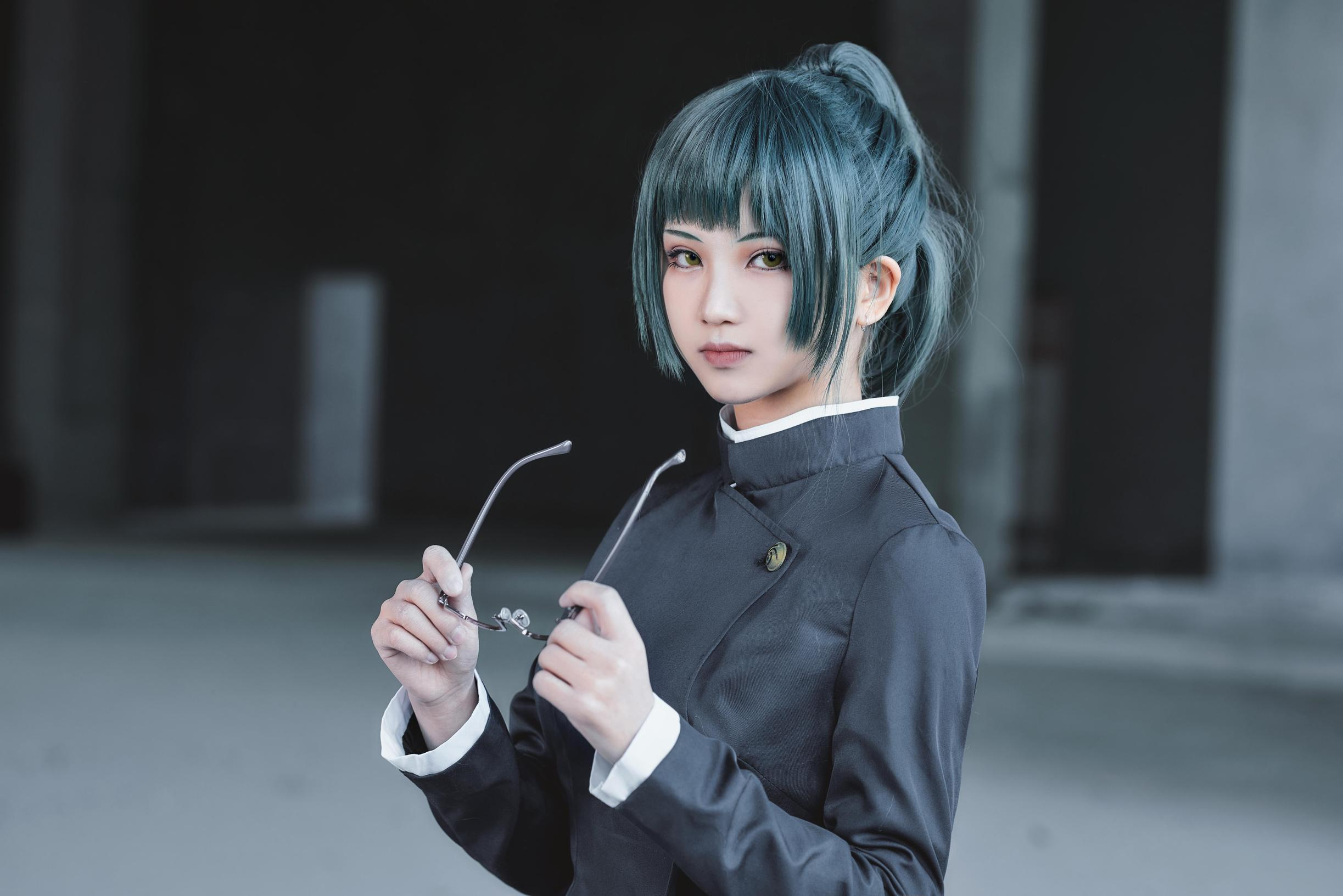 《咒术回战》战士cosplay【CN:求卫乱步_Rampo】-第2张