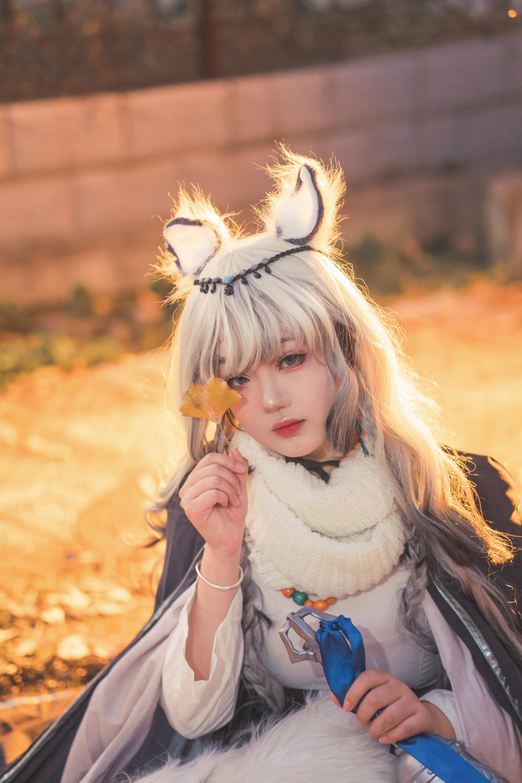 《明日方舟》正片cosplay【CN:春哥鸭---duck】-第4张