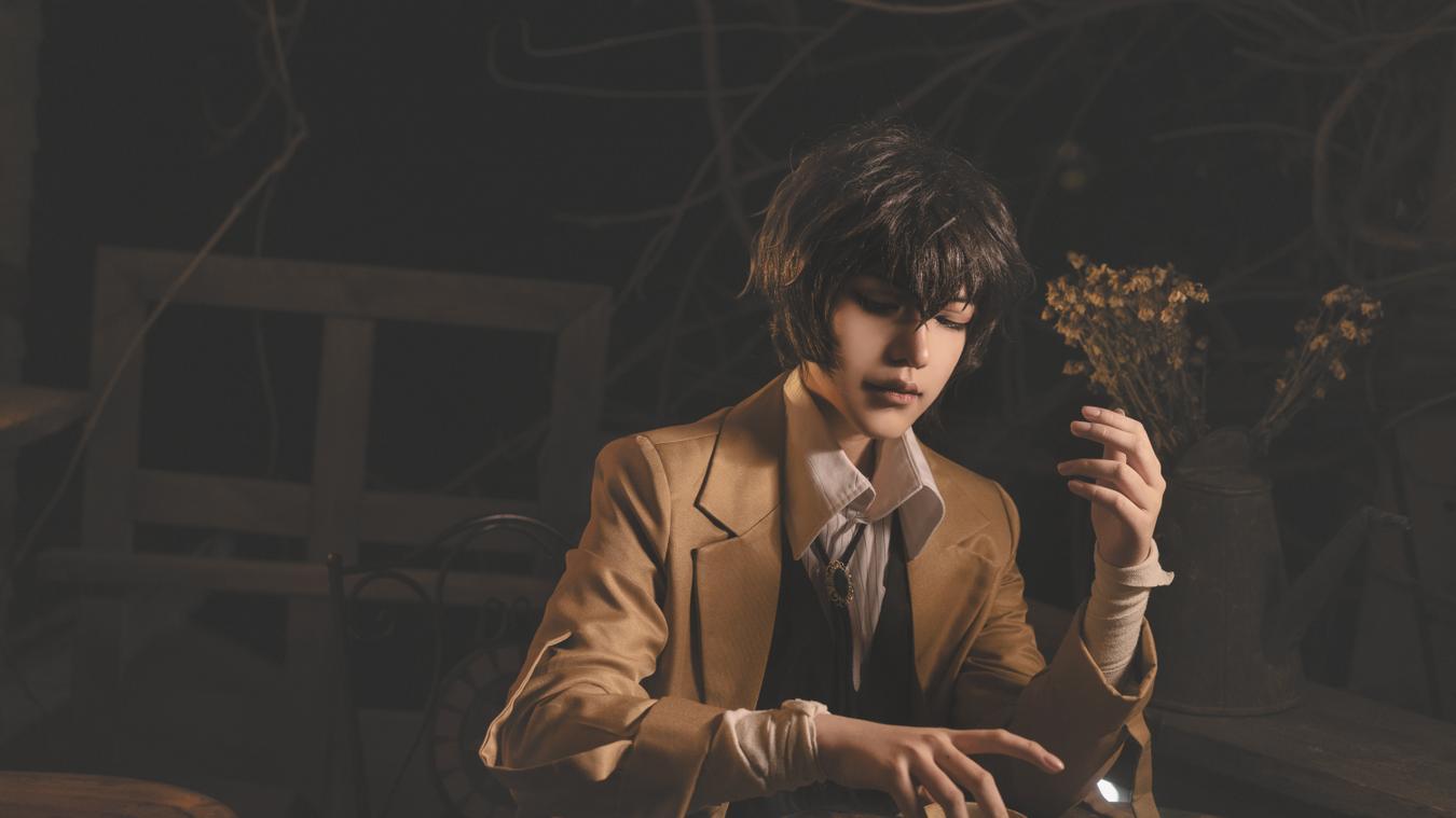 《文豪野犬》文豪野犬太宰治cosplay【CN:泽瑾_阿泽】-第6张