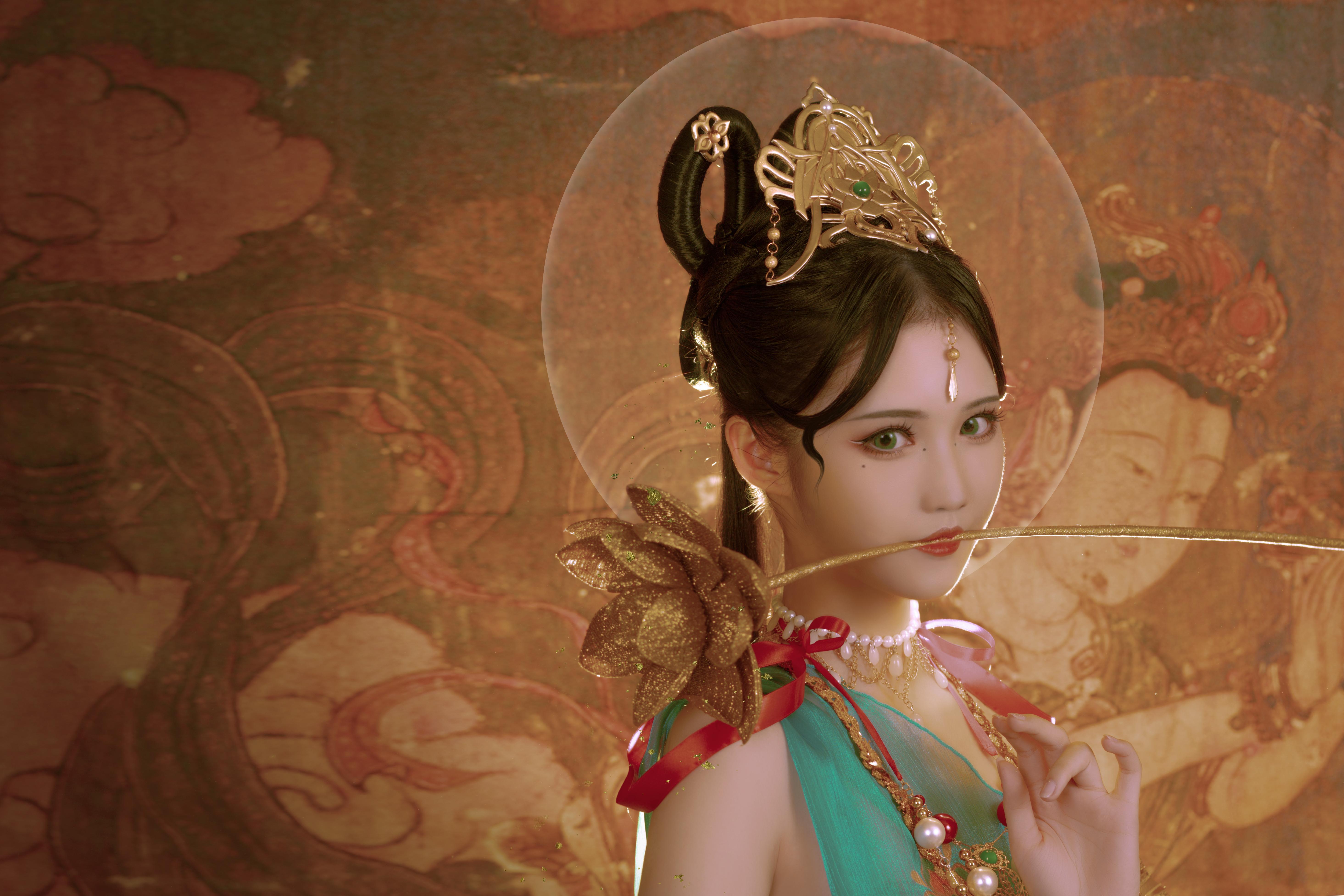 古风cosplay【CN:-花兮_fl】-第2张