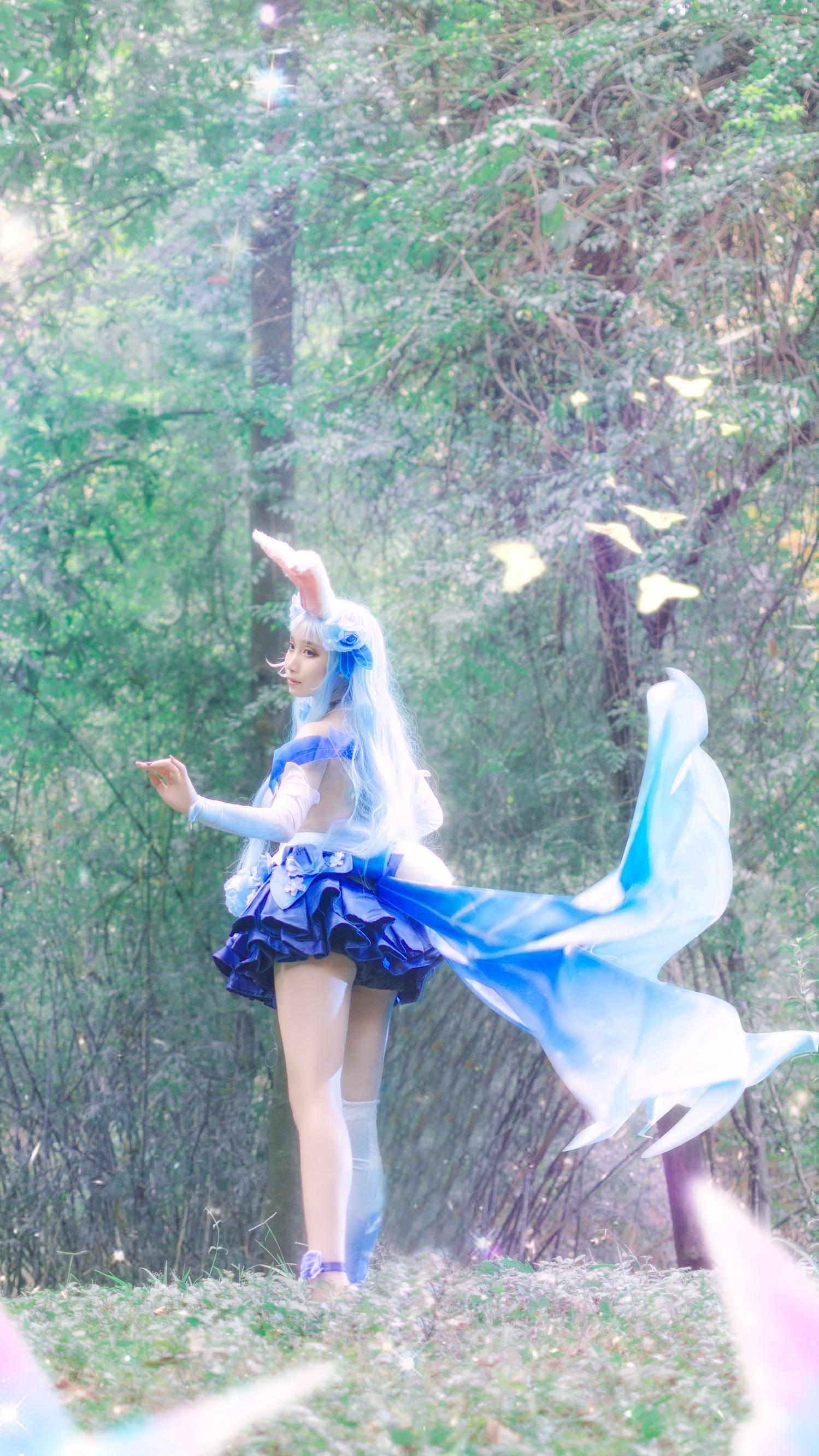 《王者荣耀》正片cosplay【CN:玥颜queen】-第3张
