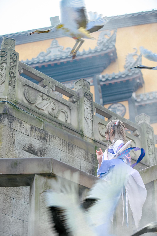 《食物语》正片cosplay【CN:梓烨喵】-第13张