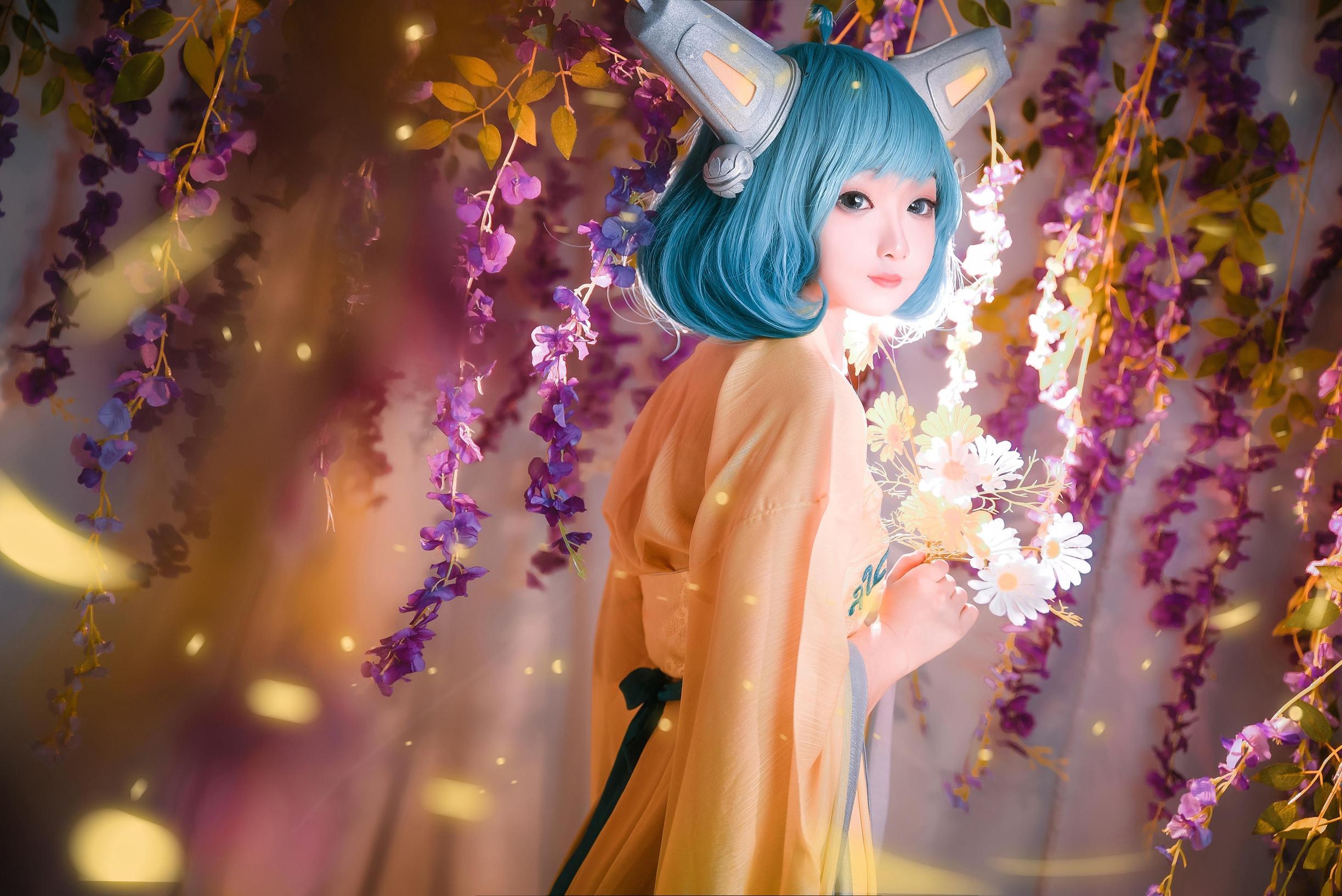《王者荣耀》正片cosplay【CN:狗与夜行列车】-第9张