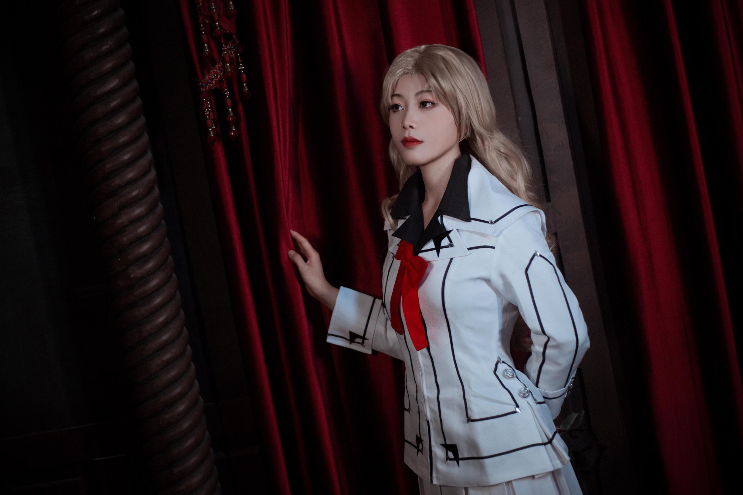 《吸血鬼骑士》推荐cosplay【CN:国家一级退堂鼓选手张千亿】-第11张