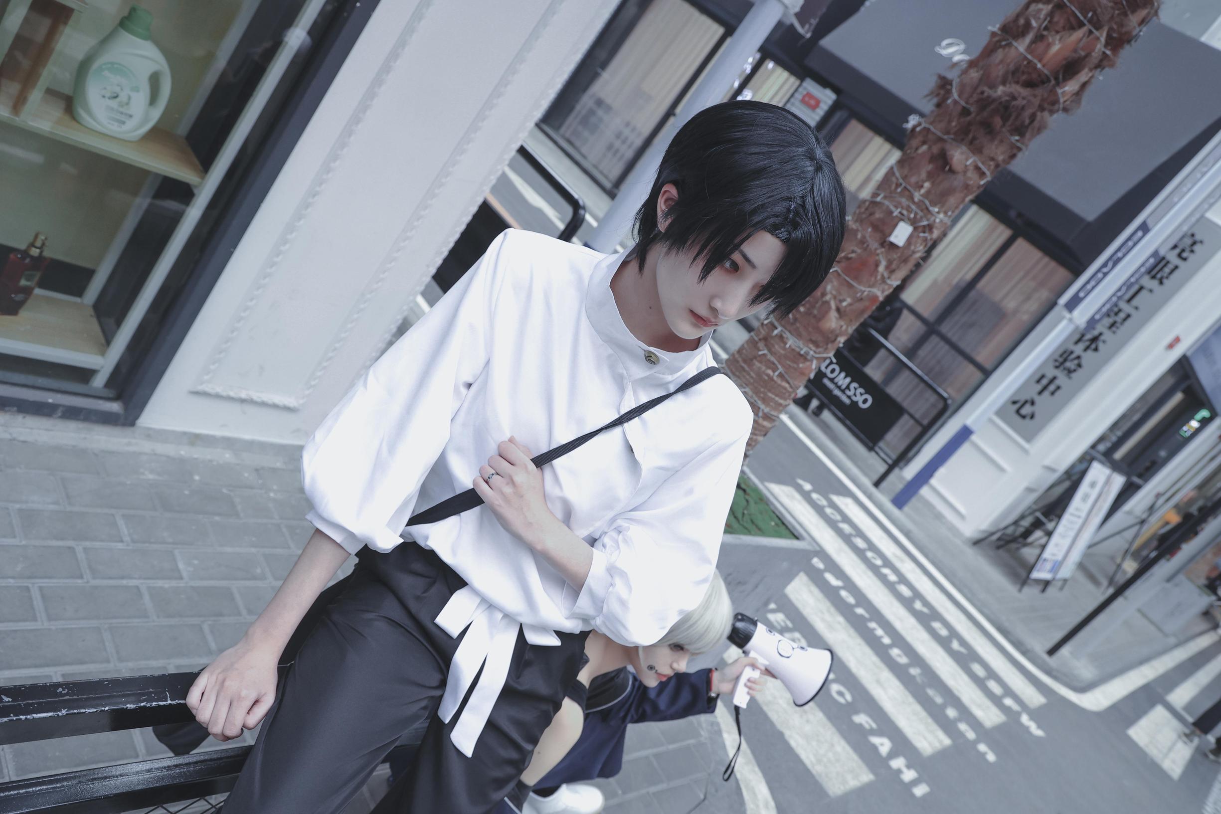 《咒术回战》漫展cosplay【CN:饺子不能吃x】-第8张