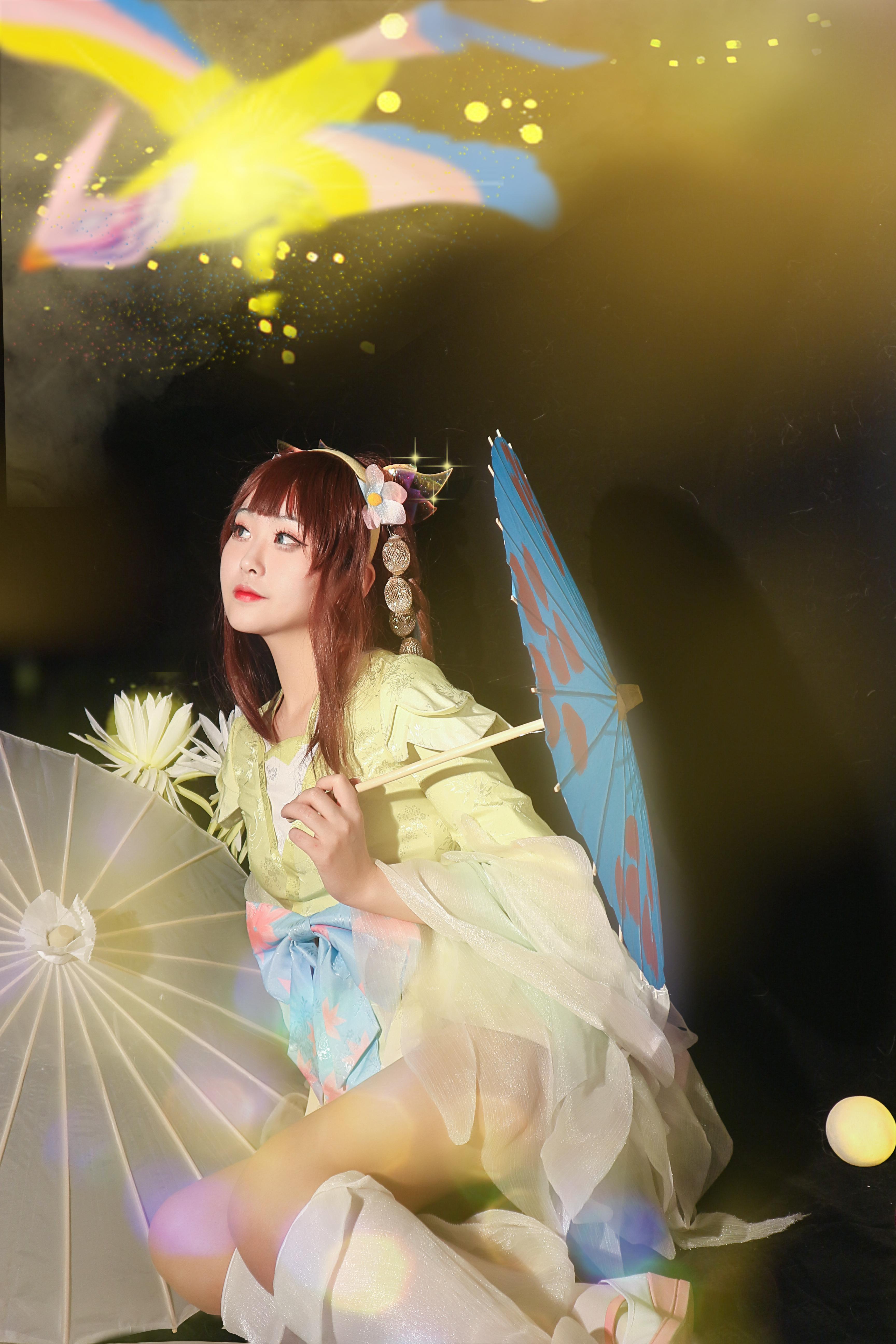 《王者荣耀》正片cosplay【CN:朝云SUNNA】-第4张