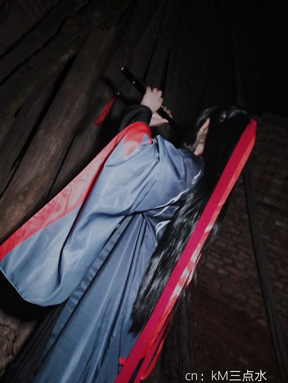 《魔道祖师》三点cosplay【CN:kM三点水.妖大】-第6张