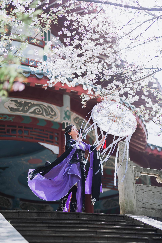 《剑侠情缘网络版叁》游戏cosplay【CN:糖衣zy】-第11张